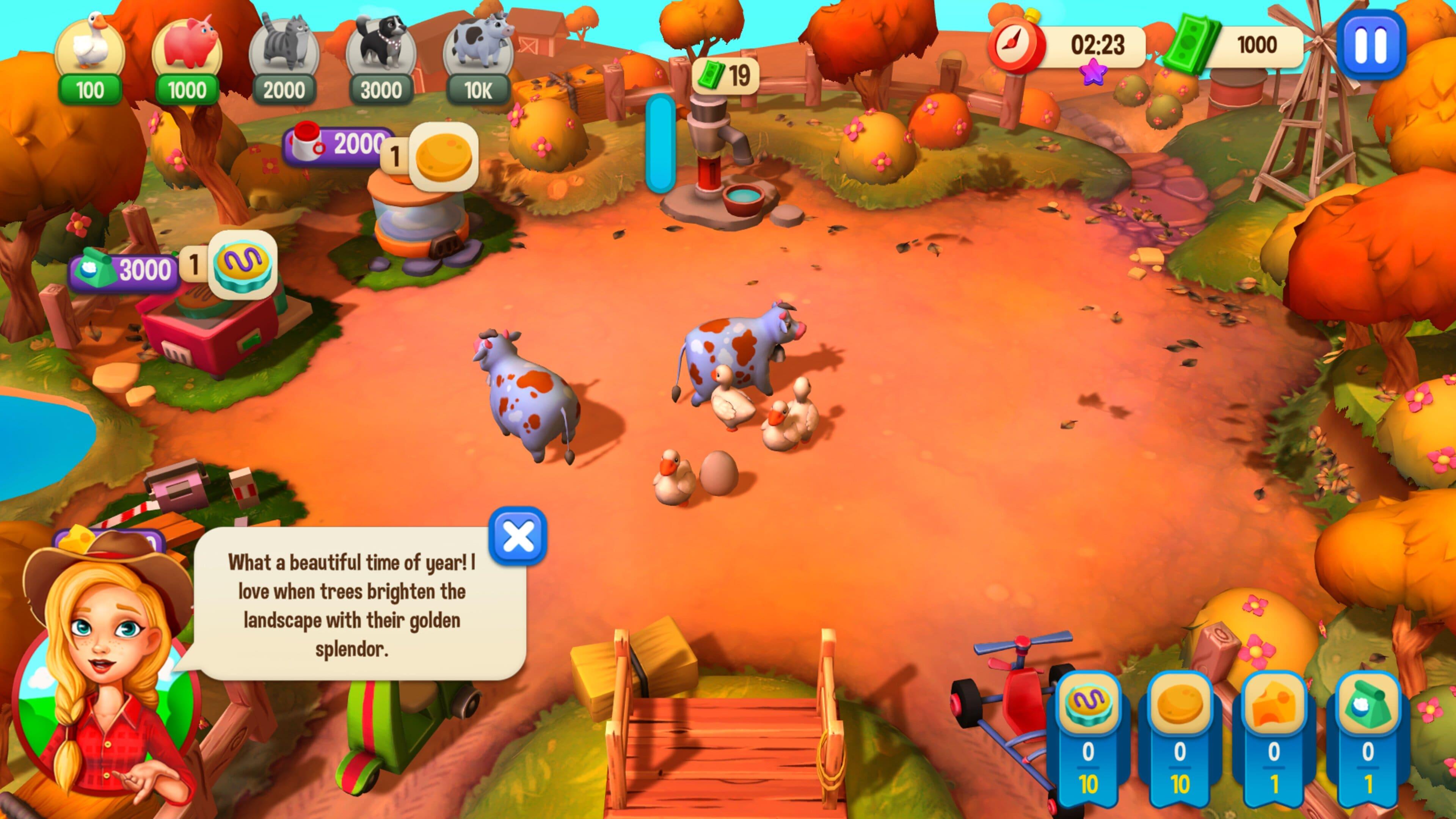 Скриншот №5 к Farm Frenzy Refreshed