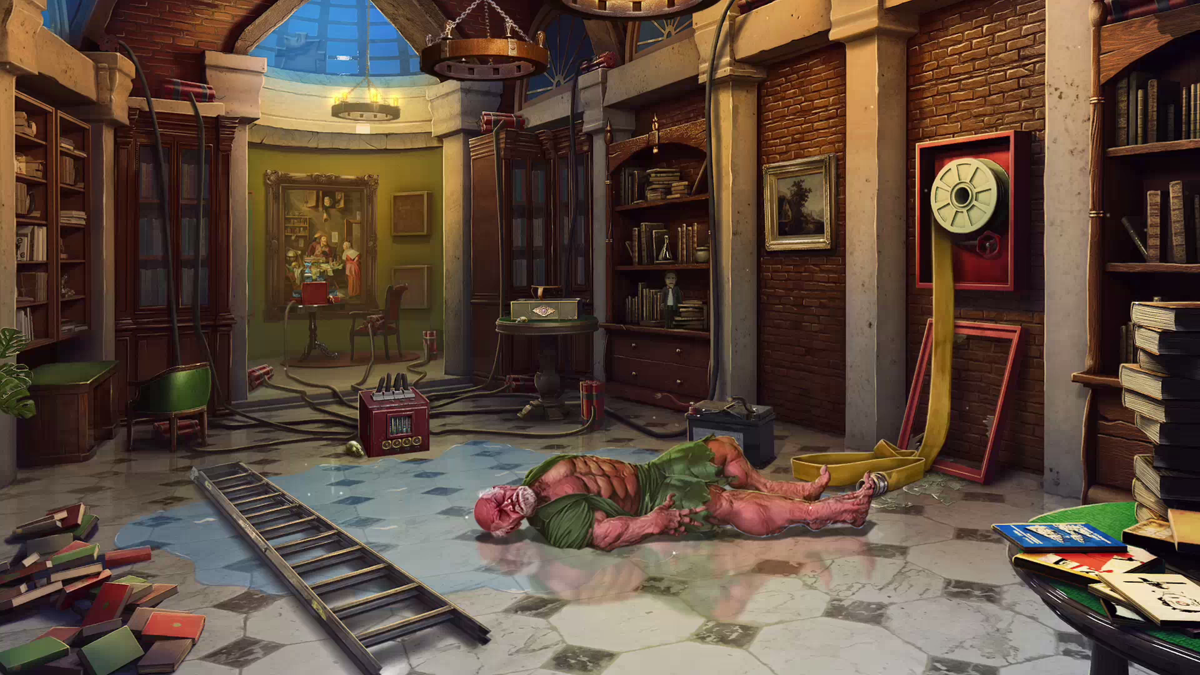 Скриншот №7 к Family Mysteries 3 Criminal Mindset