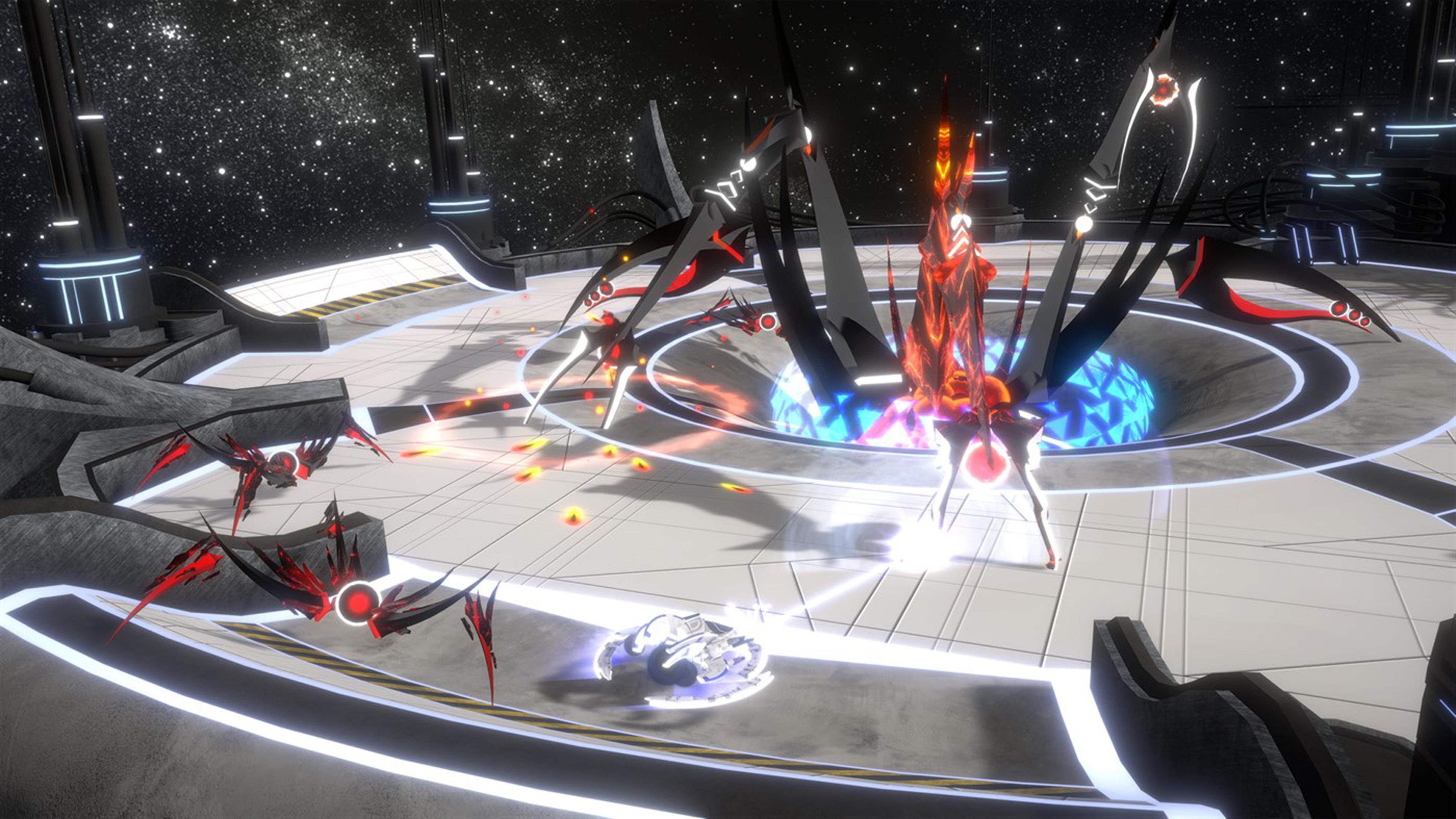Скриншот №2 к Curved Space