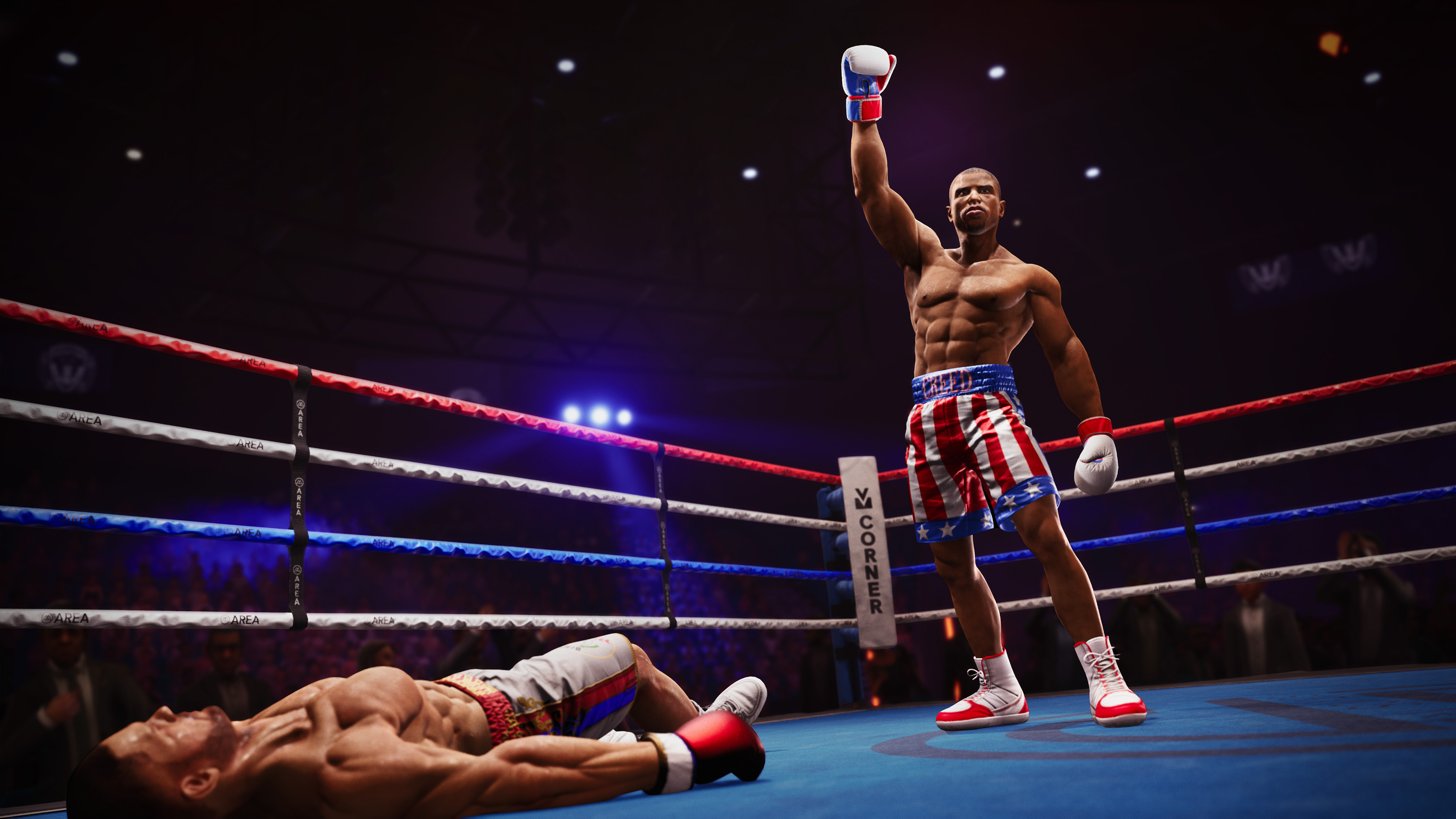 Скриншот №3 к Big Rumble Boxing Creed Champions