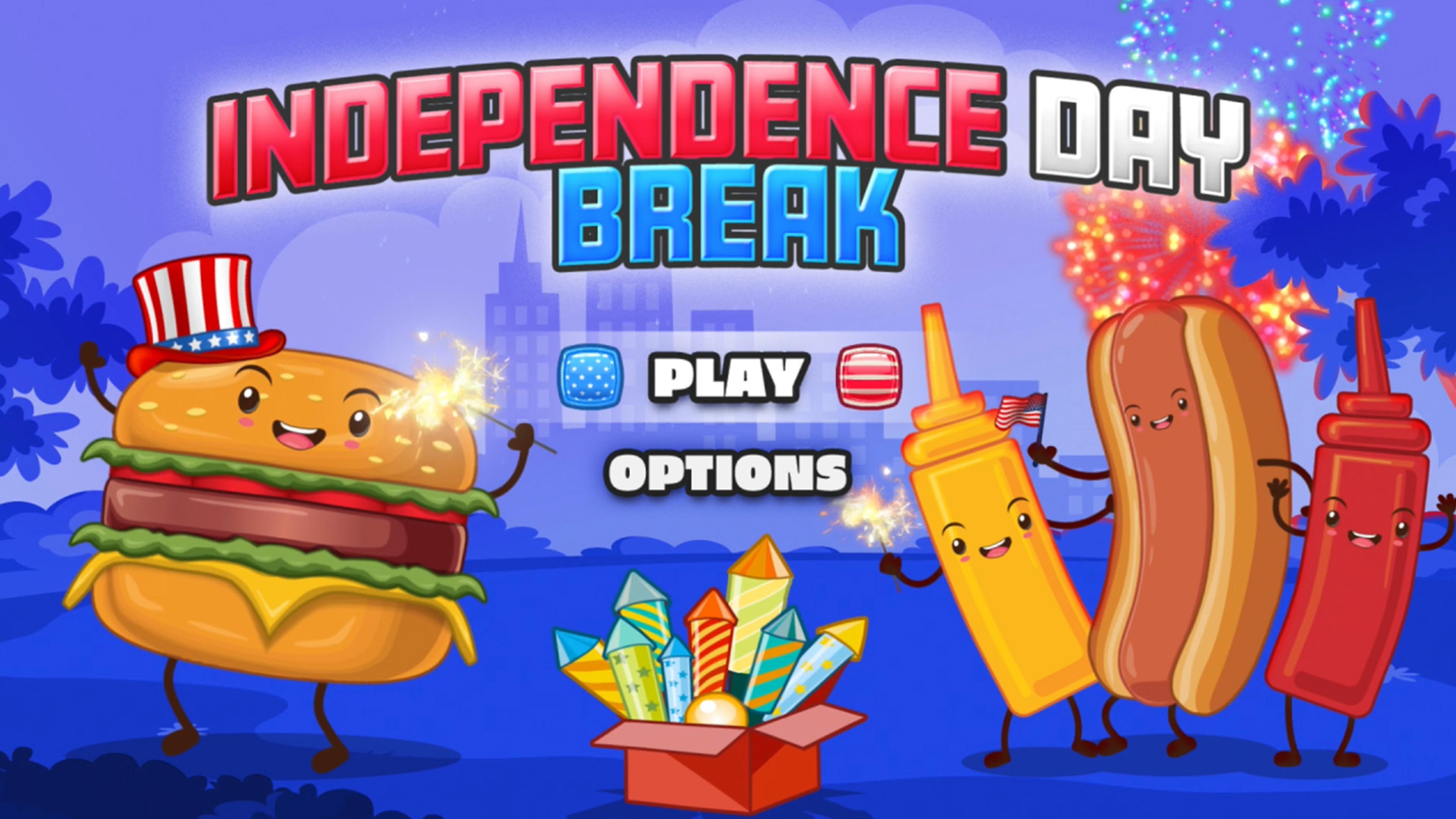 Скриншот №1 к Independence Day Break