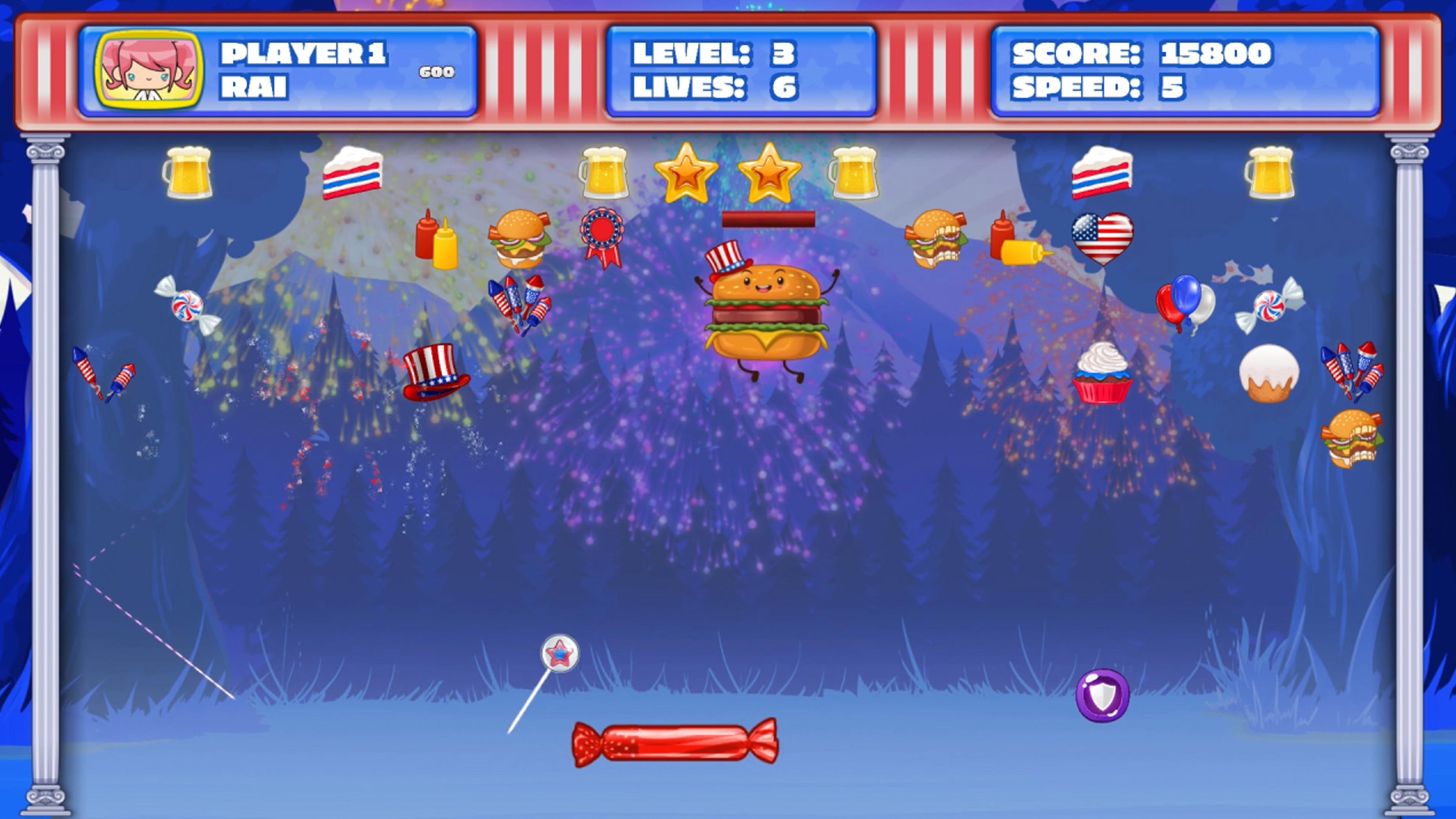 Скриншот №4 к Independence Day Break