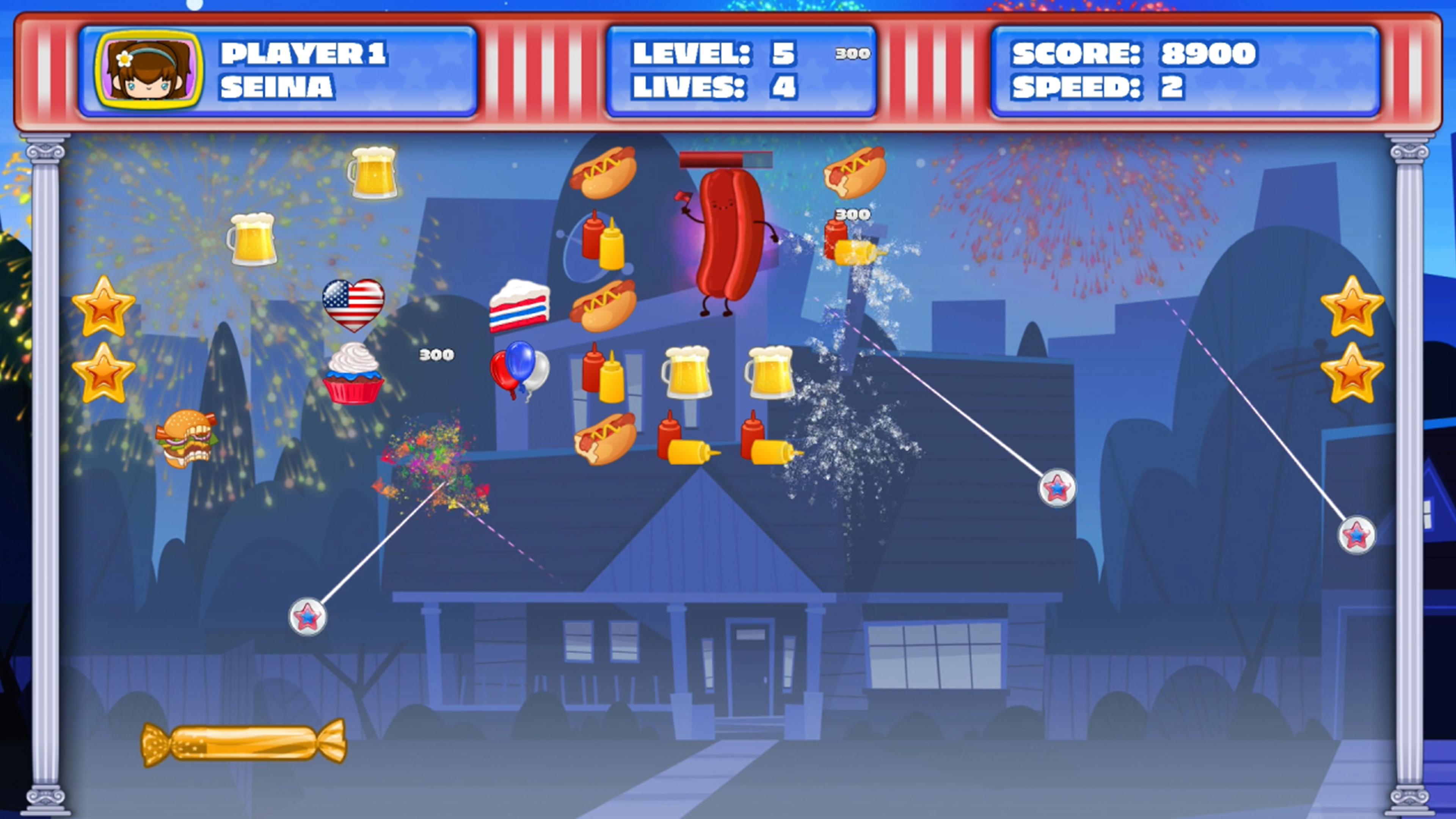 Скриншот №6 к Independence Day Break