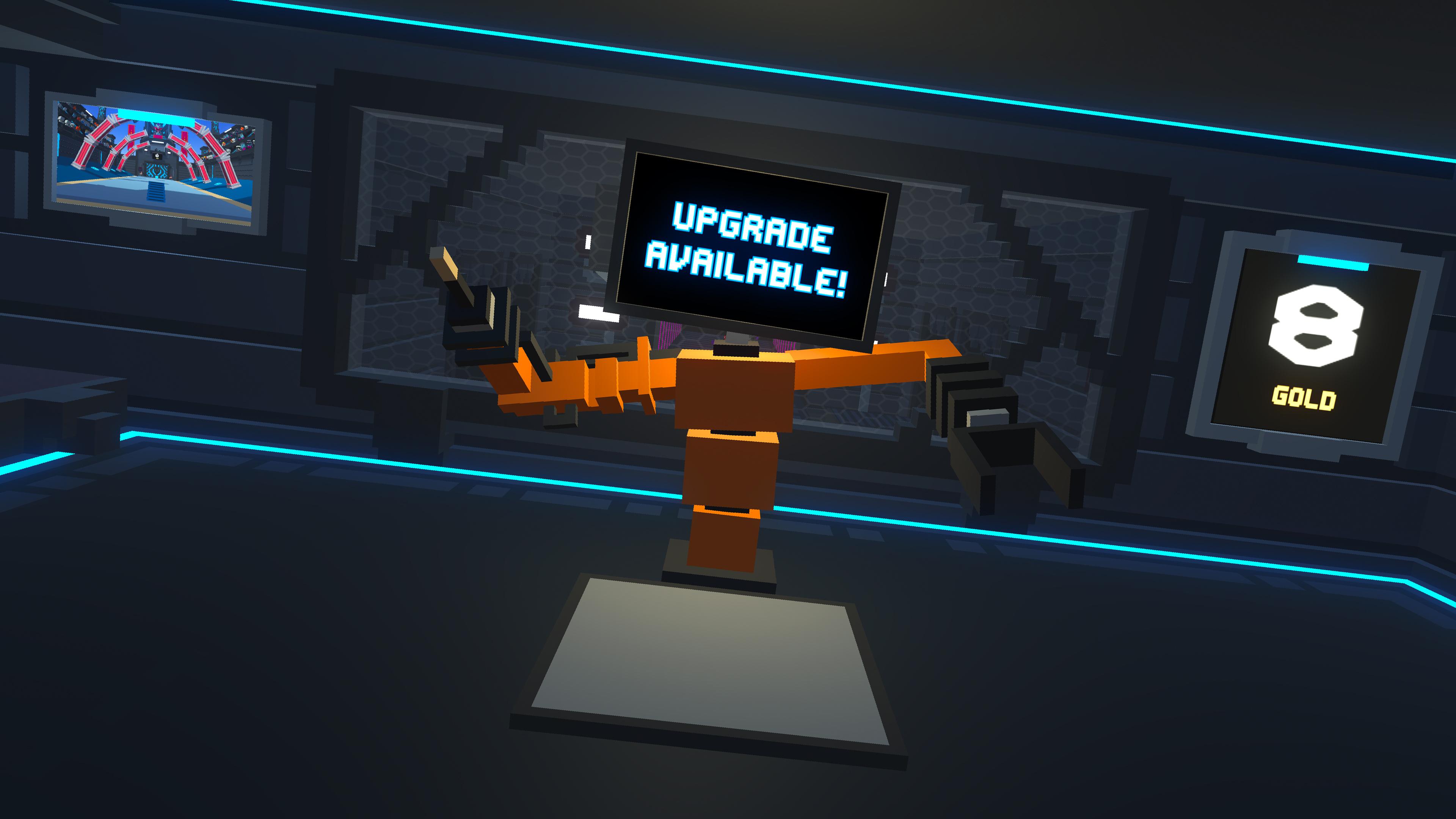 Скриншот №7 к Clone Drone in the Danger Zone