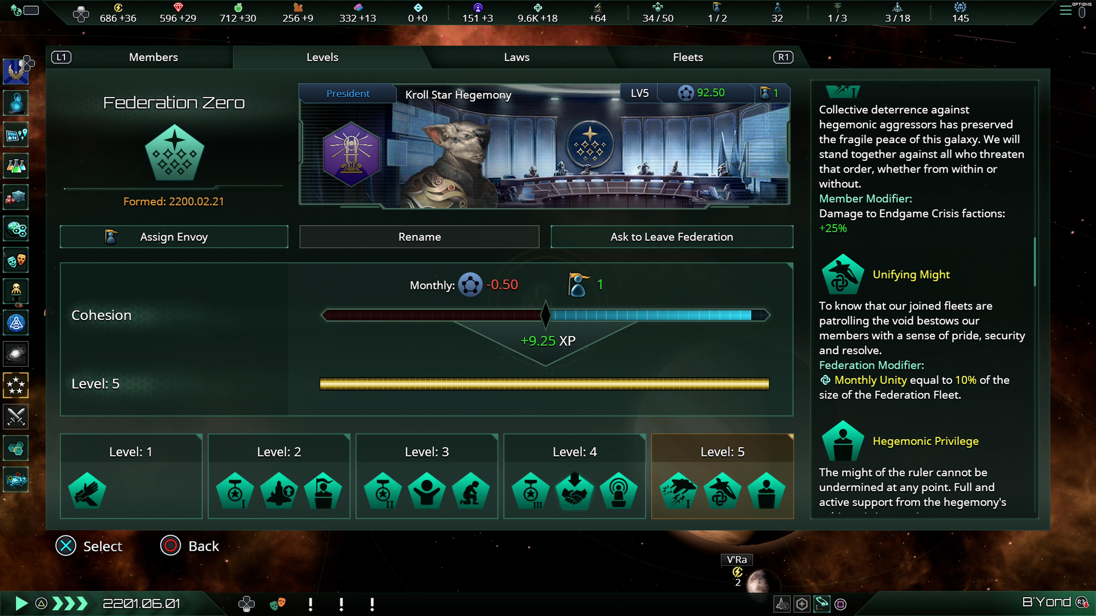 Скриншот №1 к Stellaris Console Edition - Expansion Pass Four