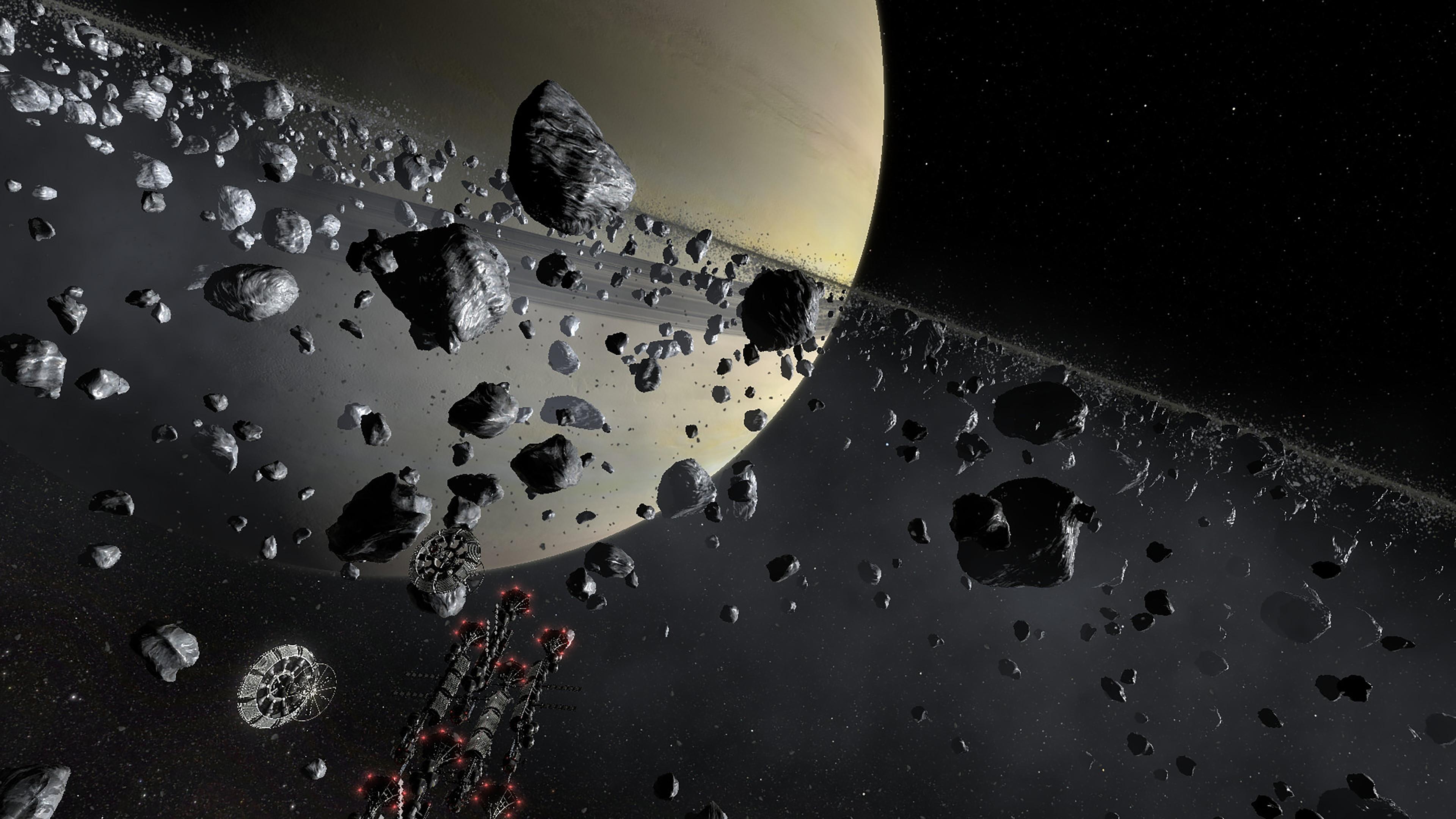 Скриншот №1 к Orbital Racer