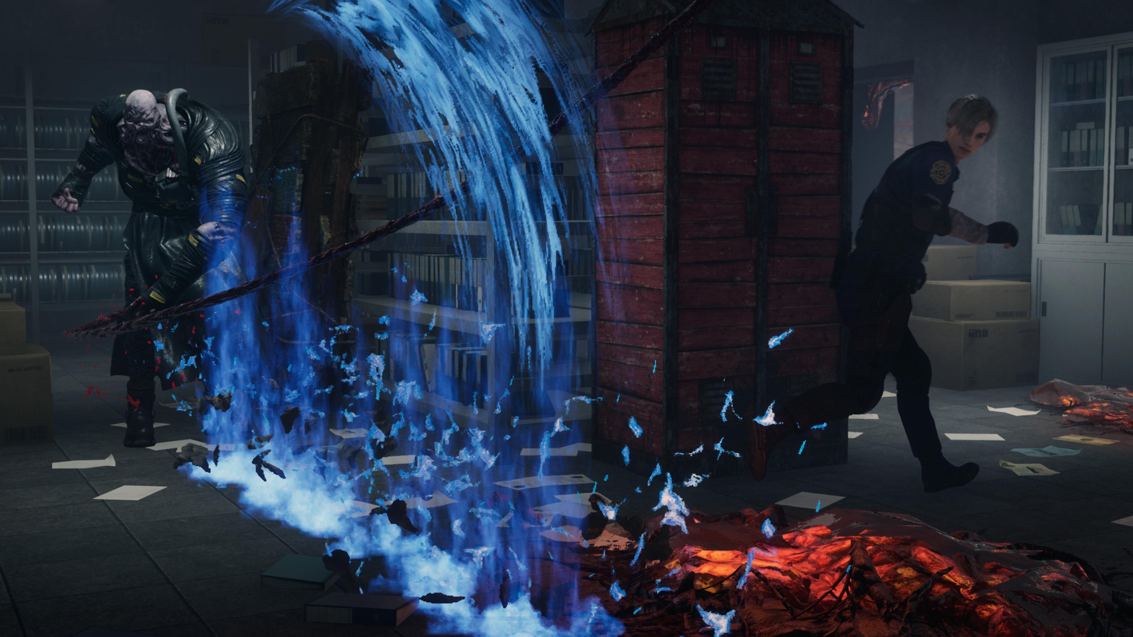 Скриншот №4 к Dead by Daylight Resident Evil