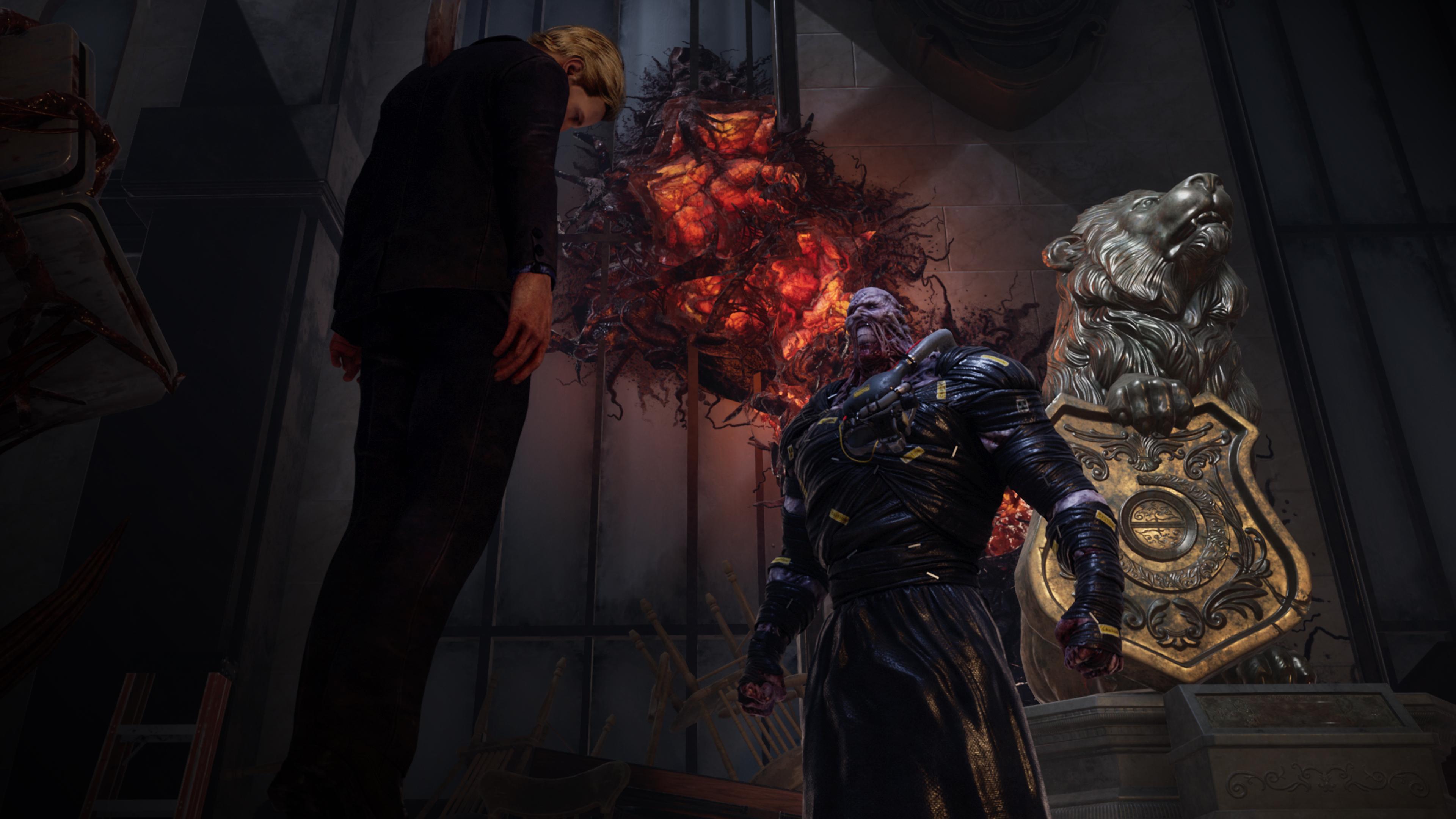 Скриншот №3 к Dead by Daylight Resident Evil