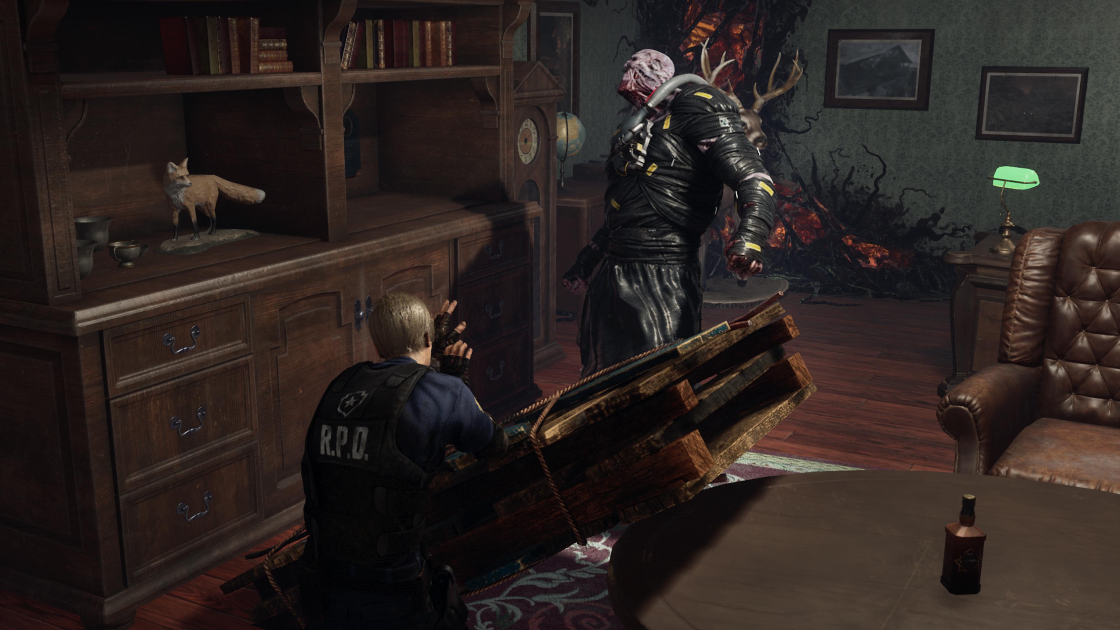 Скриншот №6 к Dead by Daylight Resident Evil