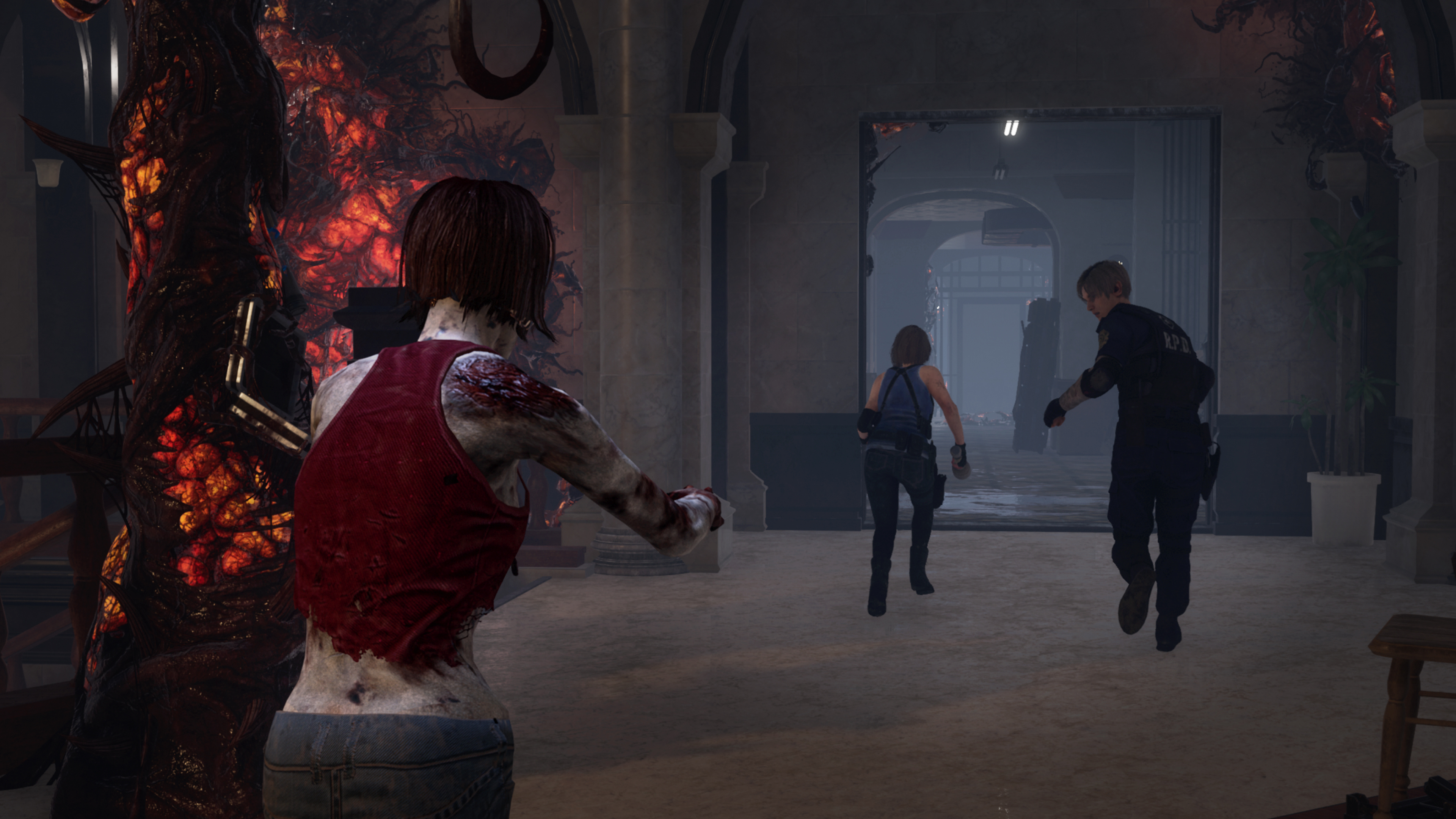 Скриншот №8 к Dead by Daylight Resident Evil