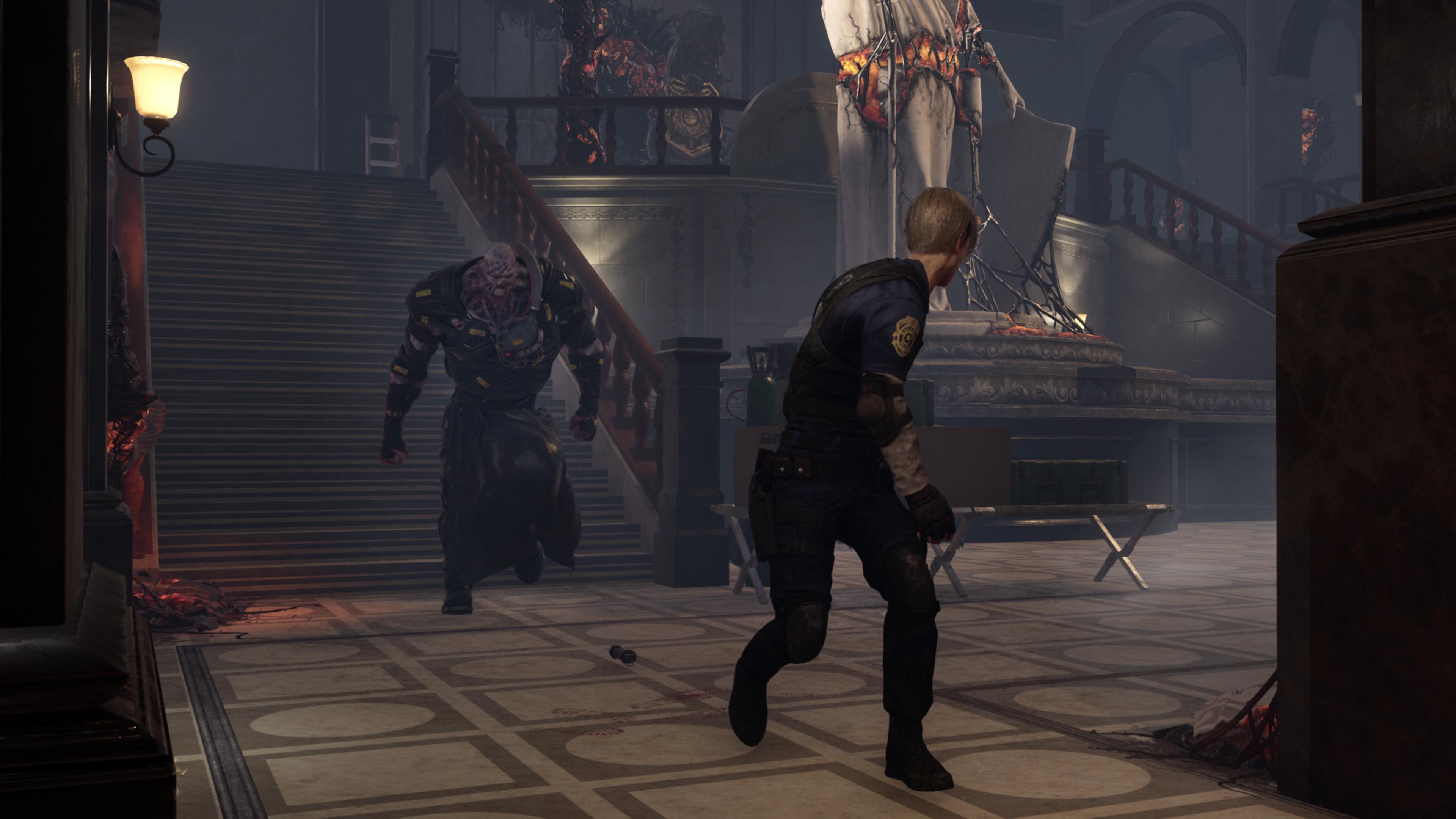 Скриншот №5 к Dead by Daylight Resident Evil