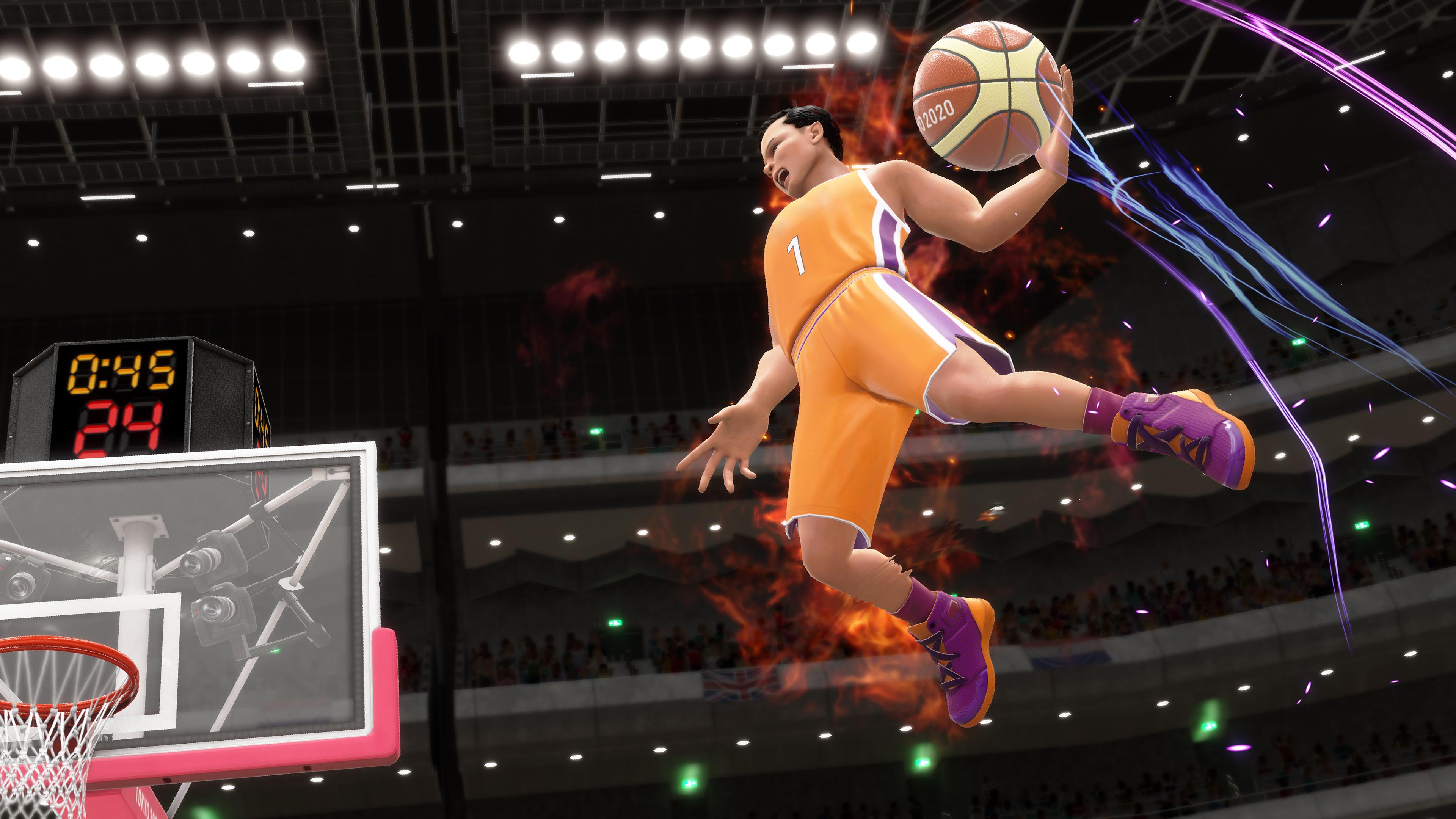 Скриншот №4 к Олимпийские игры Tokyo 2020 – Официальная игра