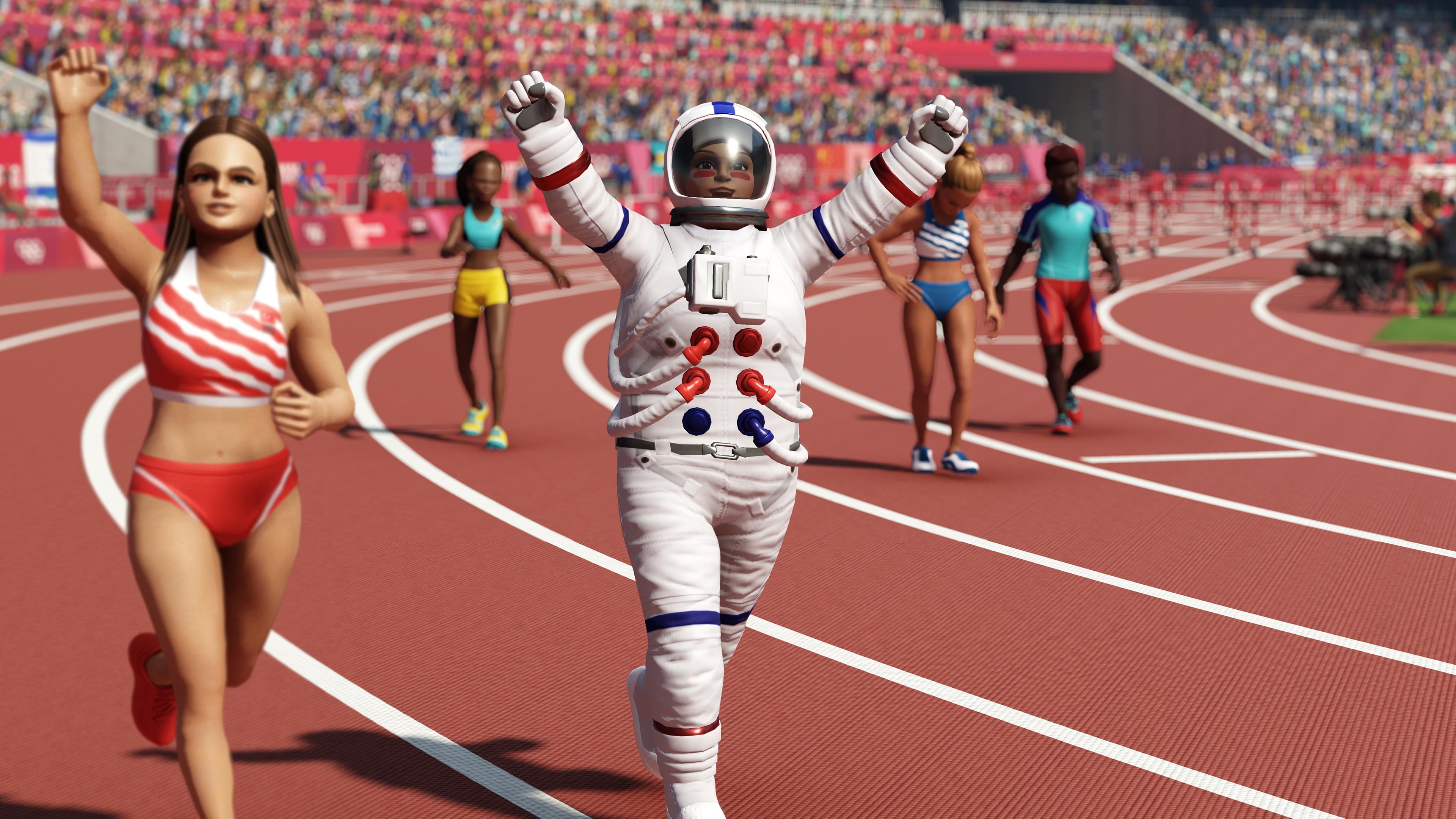 Скриншот №5 к Олимпийские игры Tokyo 2020 – Официальная игра