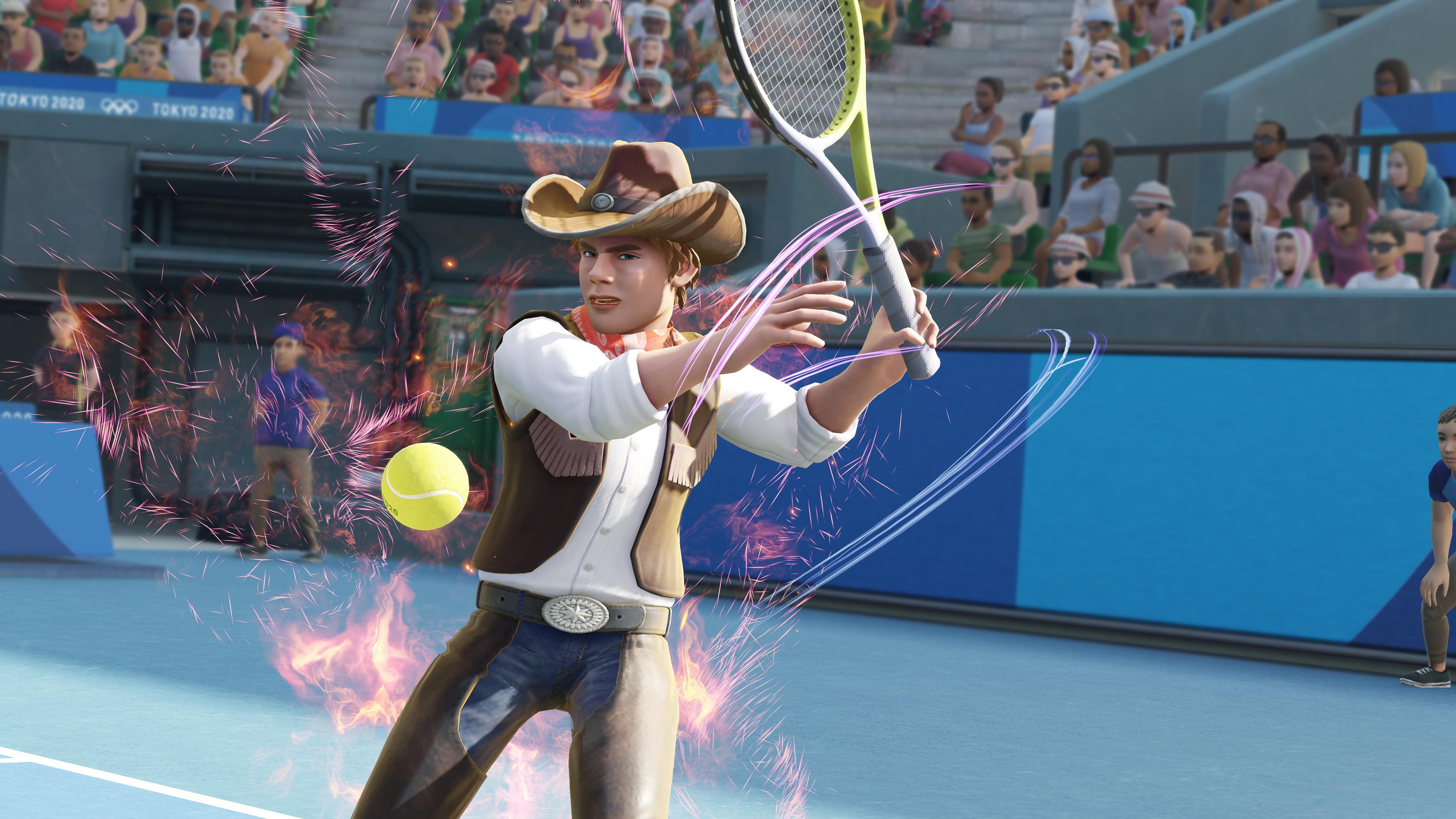 Скриншот №2 к Олимпийские игры Tokyo 2020 – Официальная игра