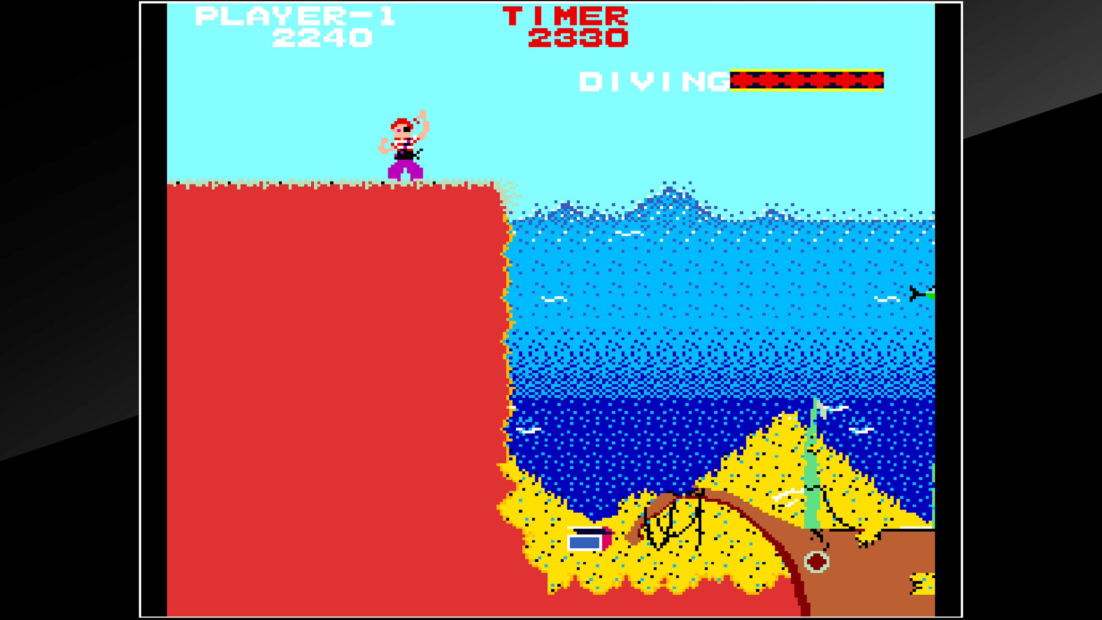 Скриншот №6 к Arcade Archives PIRATE PETE