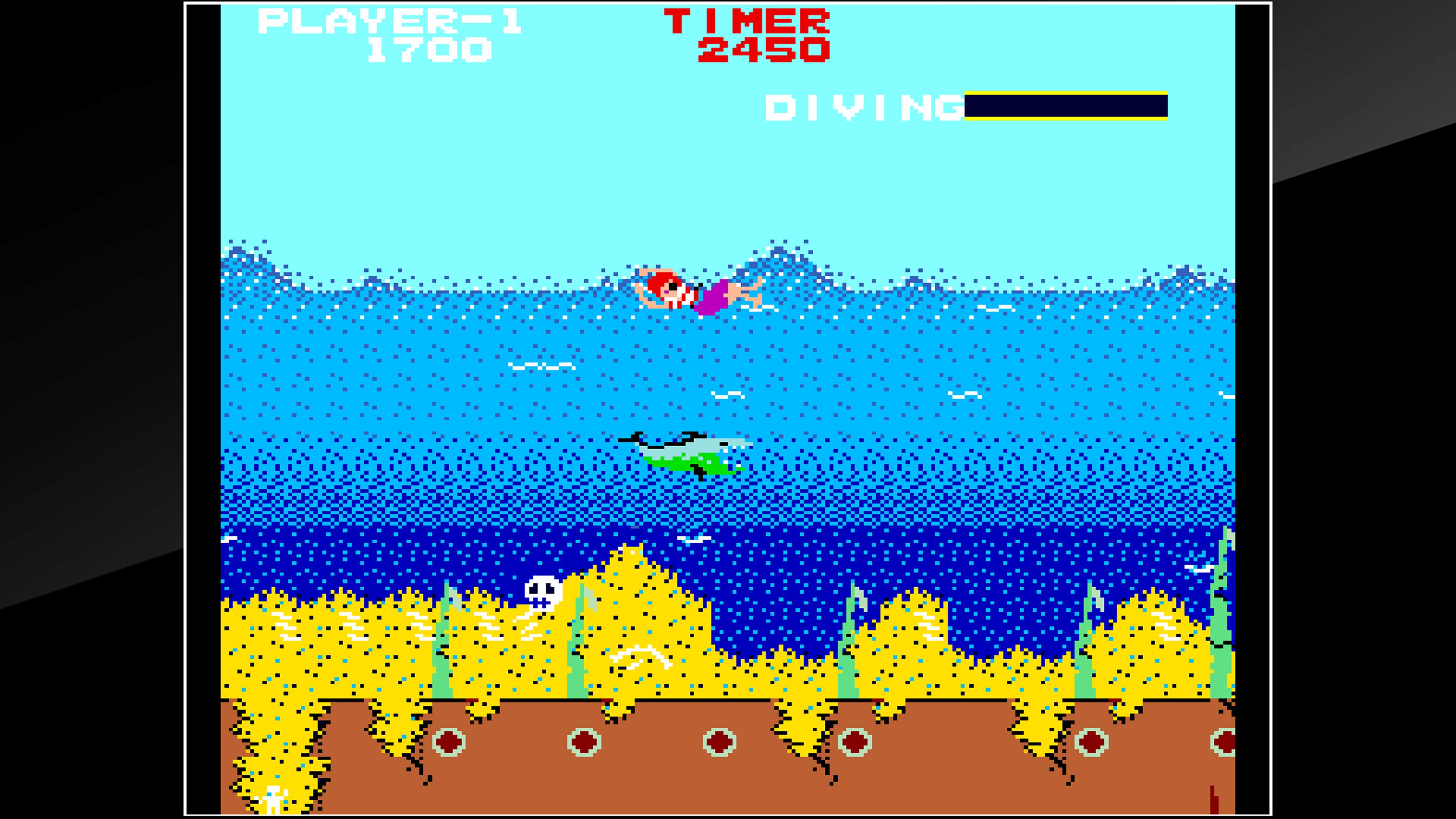 Скриншот №5 к Arcade Archives PIRATE PETE