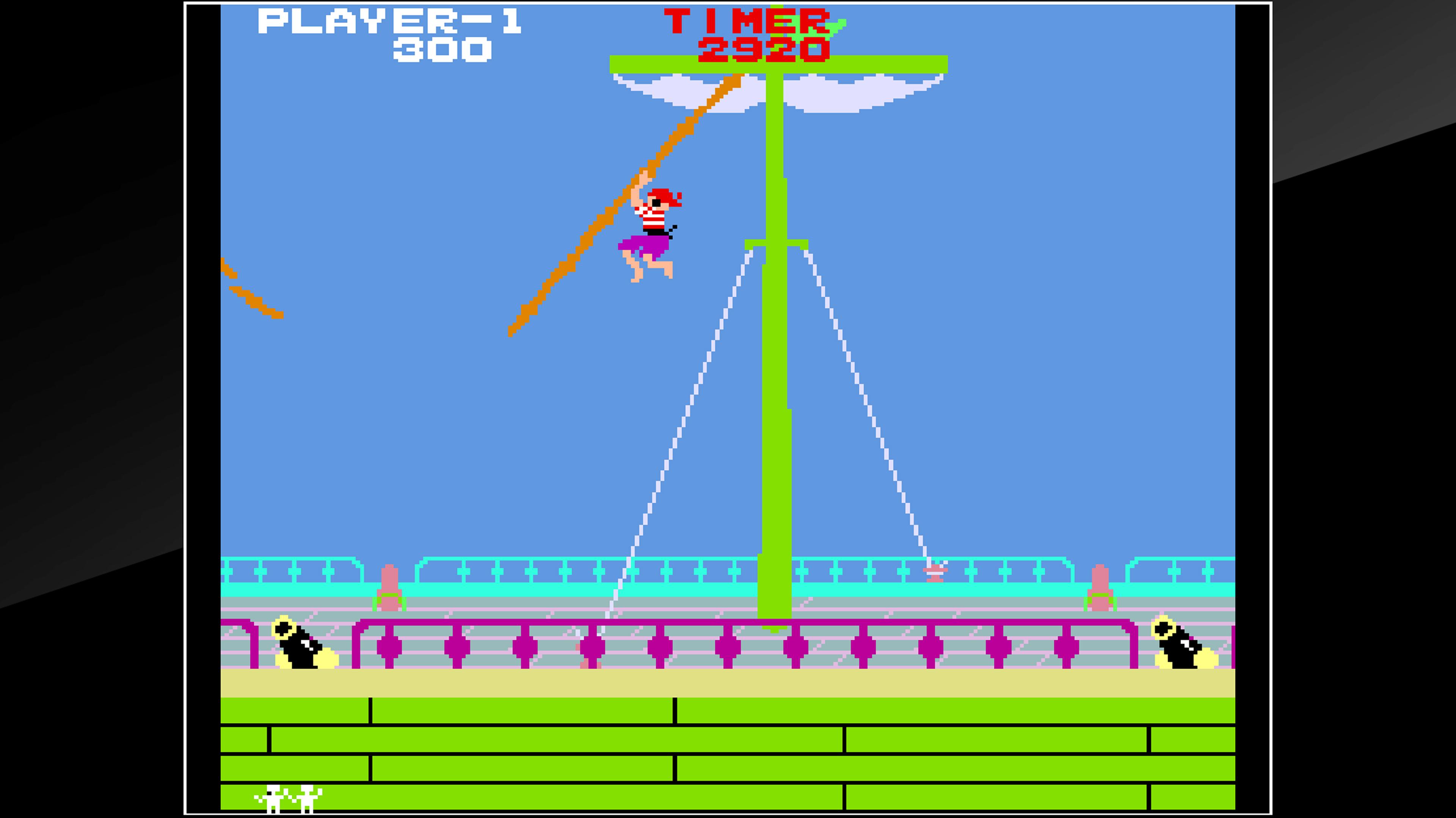 Скриншот №3 к Arcade Archives PIRATE PETE