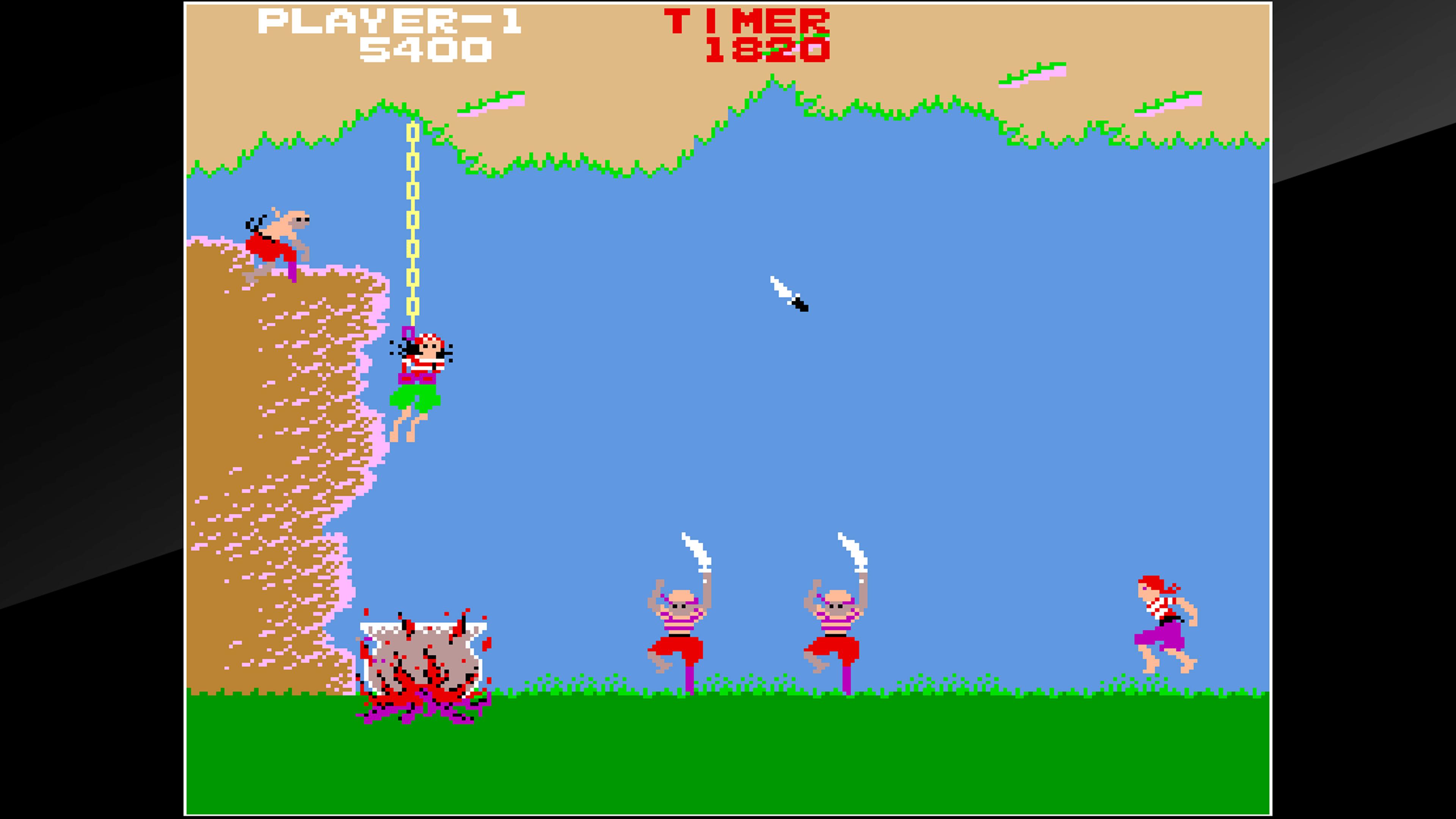 Скриншот №9 к Arcade Archives PIRATE PETE