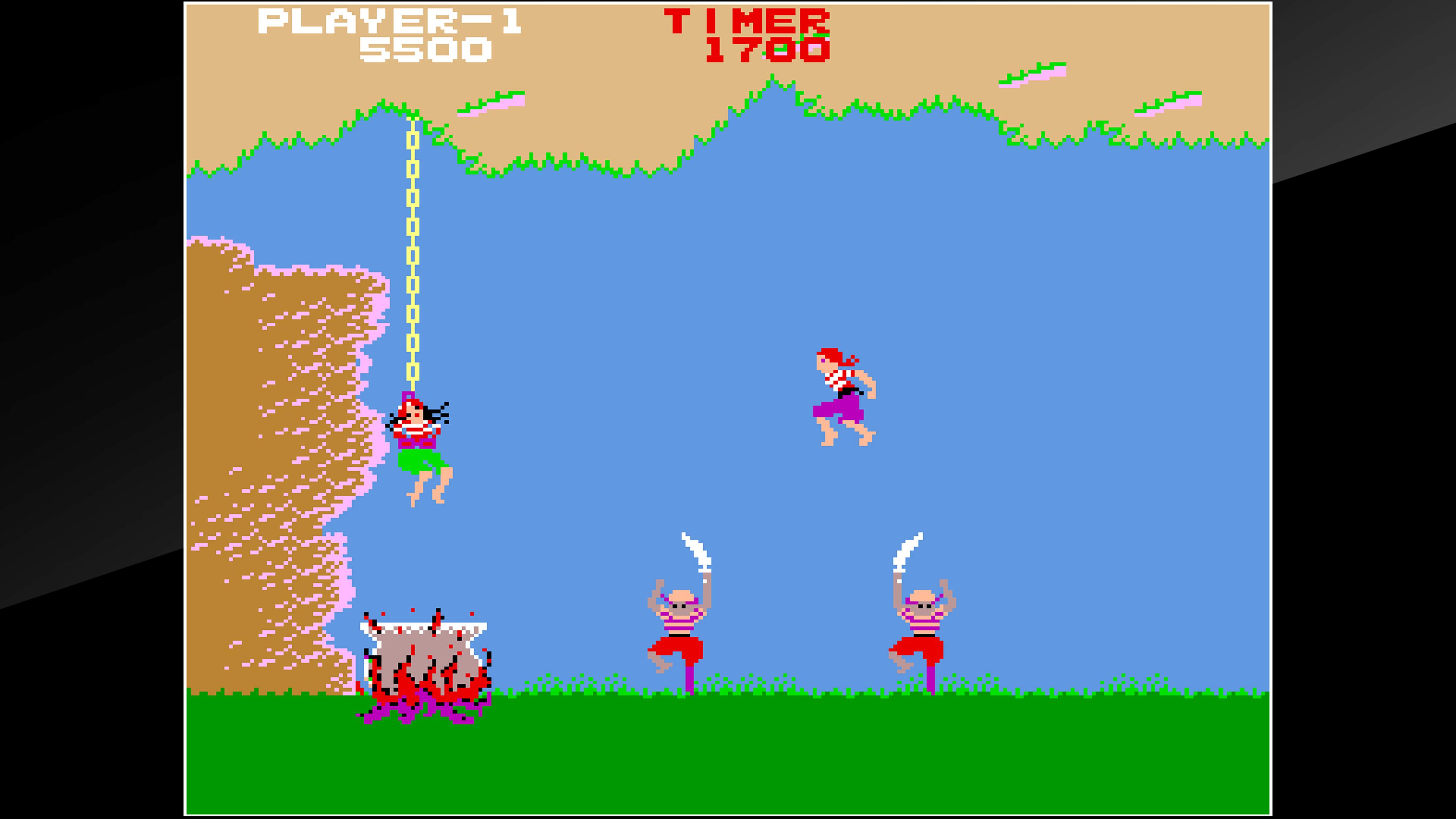 Скриншот №10 к Arcade Archives PIRATE PETE