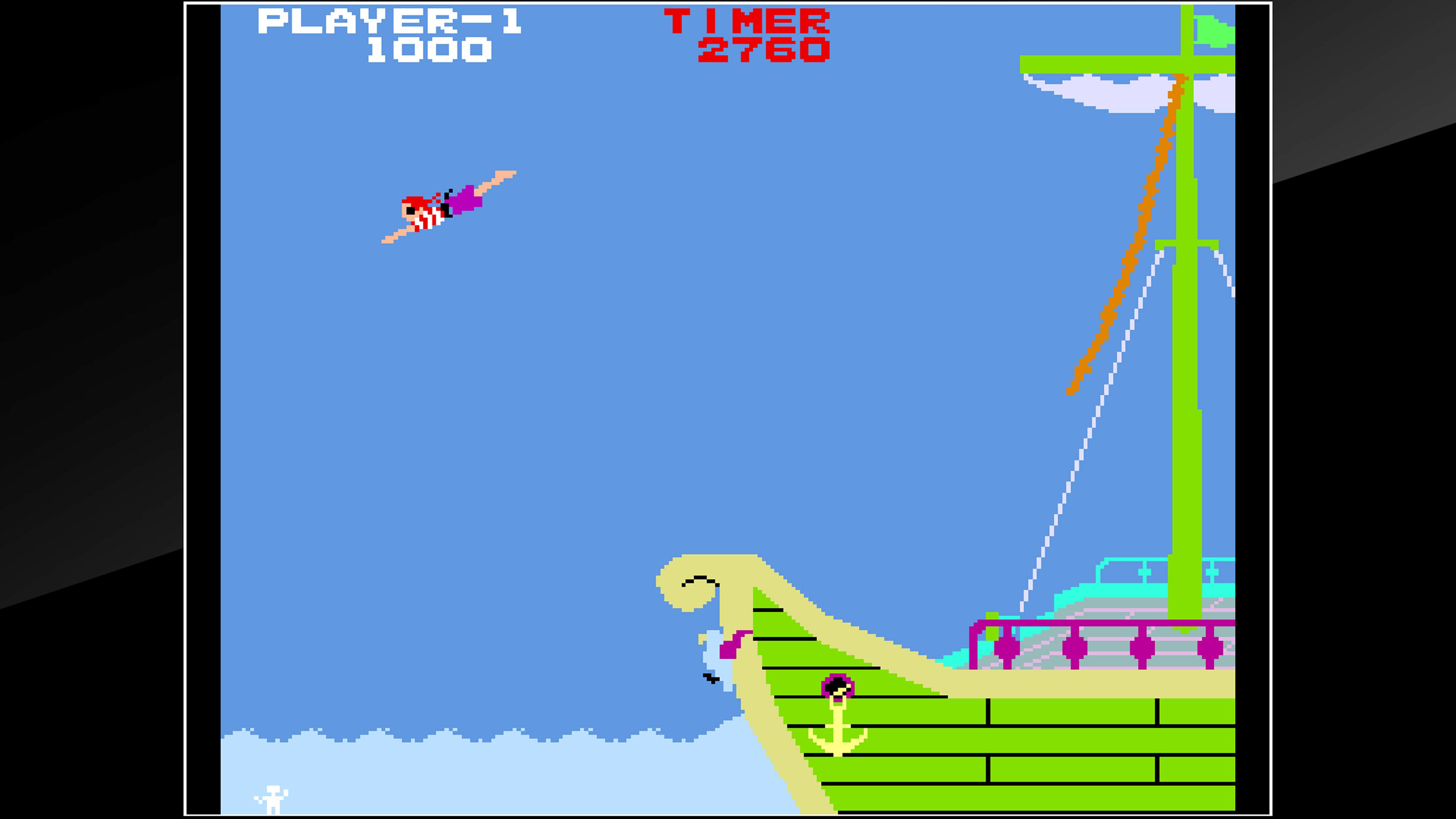 Скриншот №4 к Arcade Archives PIRATE PETE