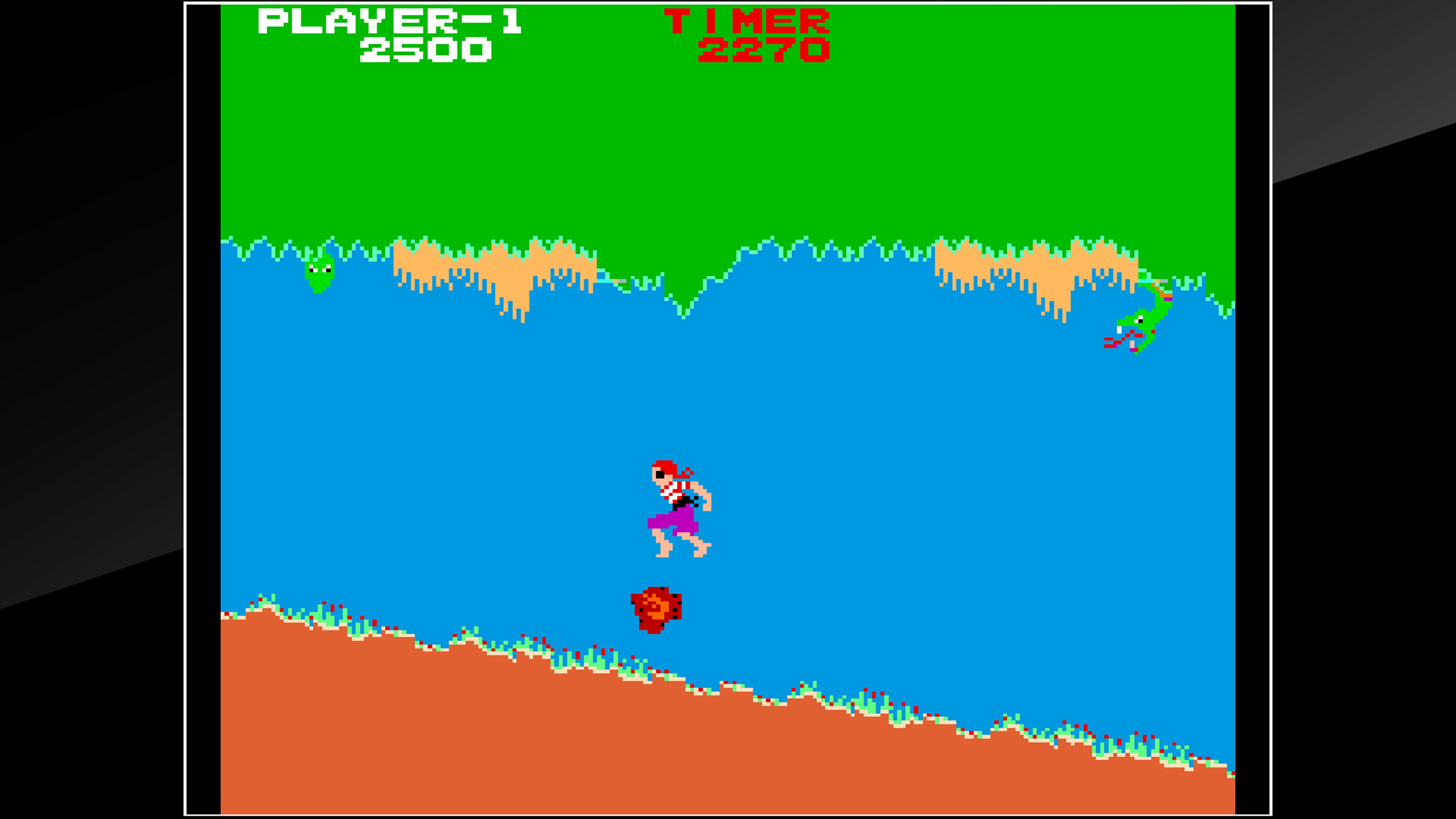 Скриншот №7 к Arcade Archives PIRATE PETE