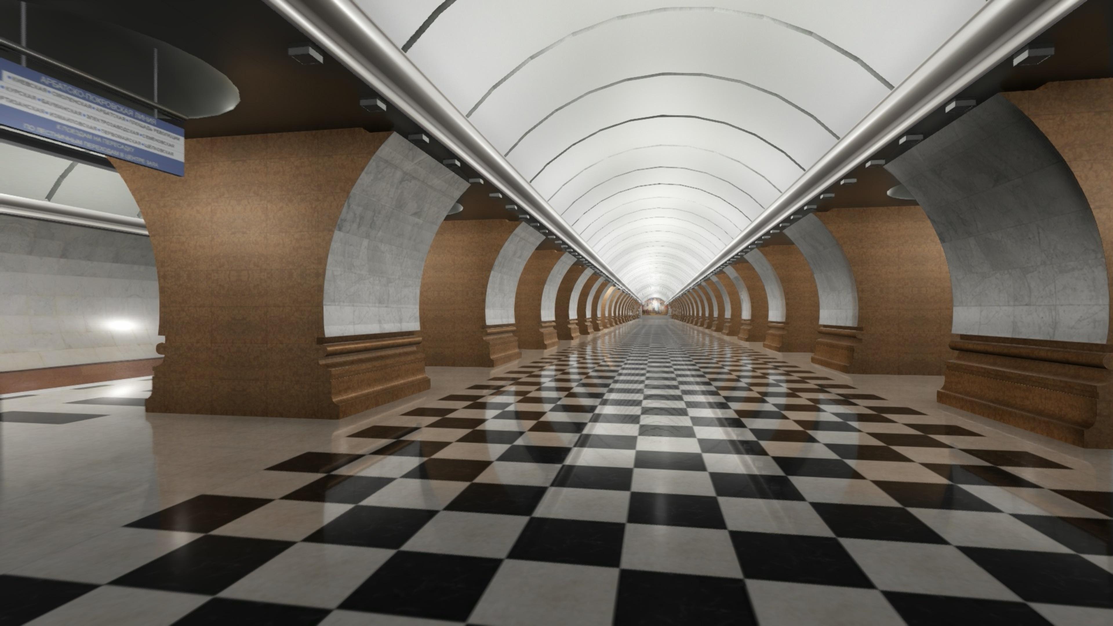 Скриншот №3 к Metro Simulator