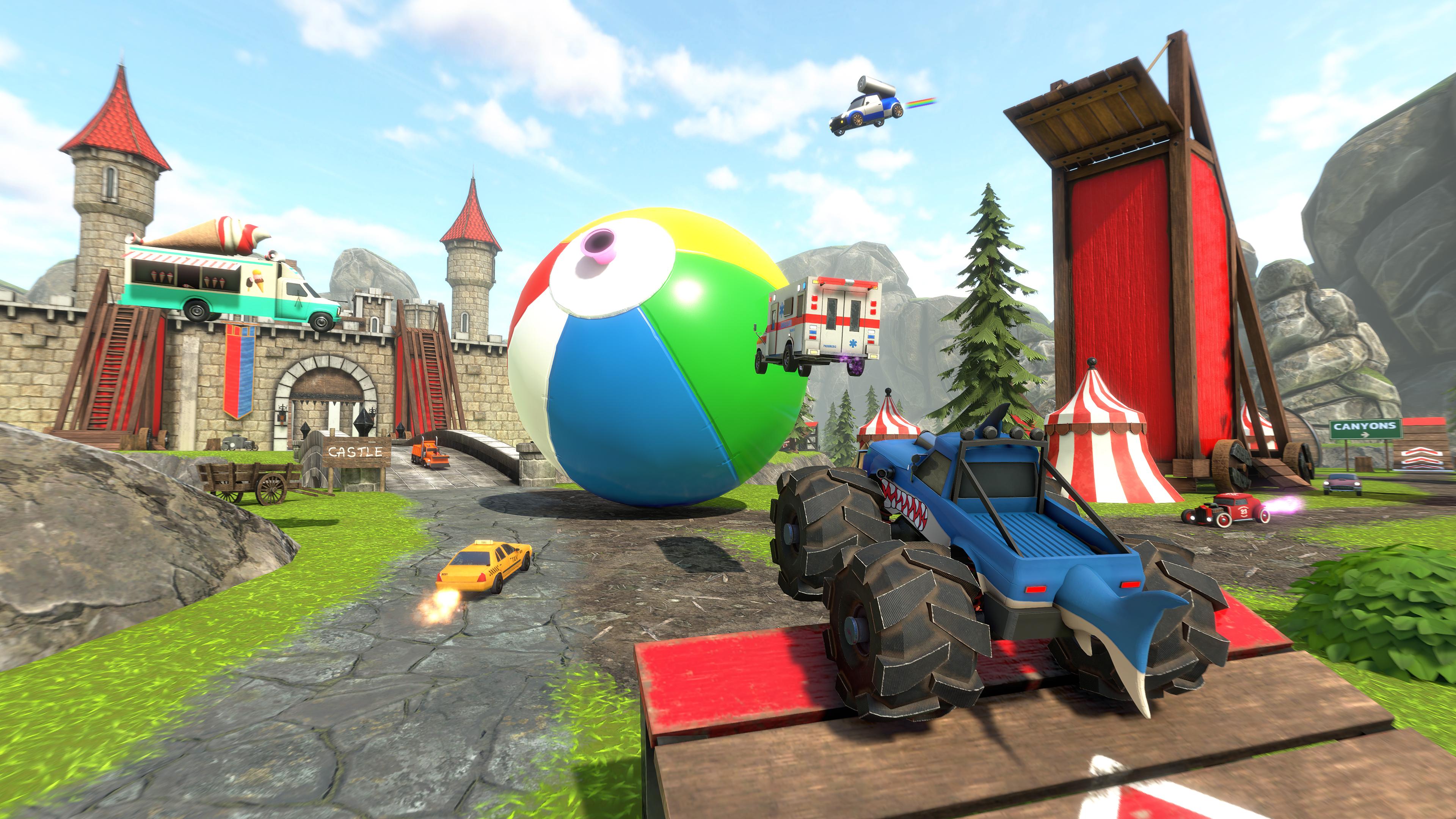 Скриншот №2 к Crash Drive 3