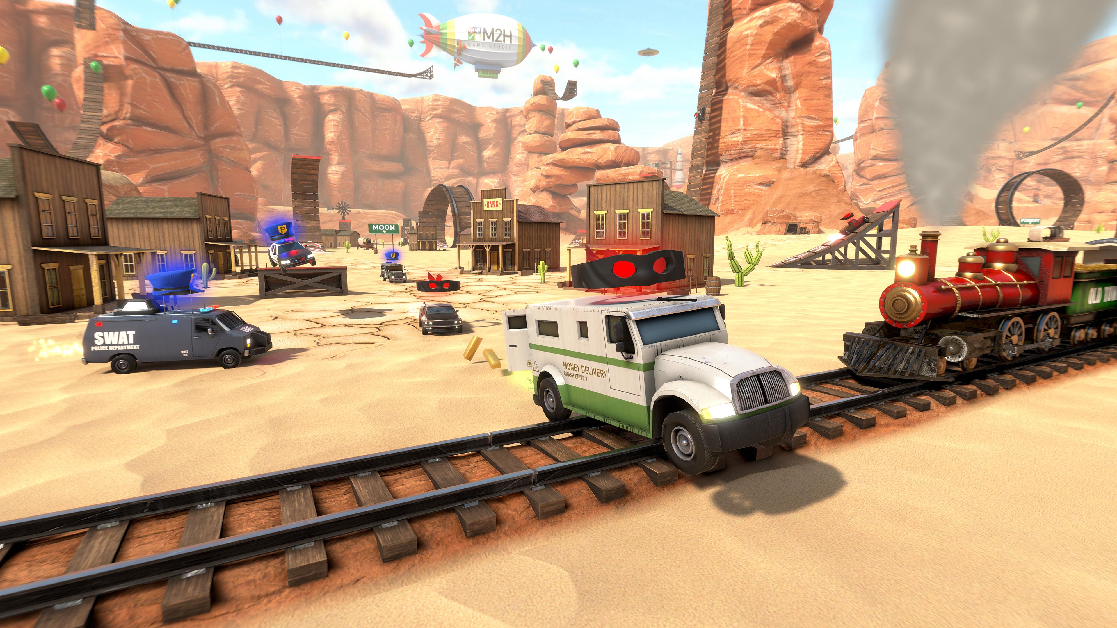 Скриншот №5 к Crash Drive 3