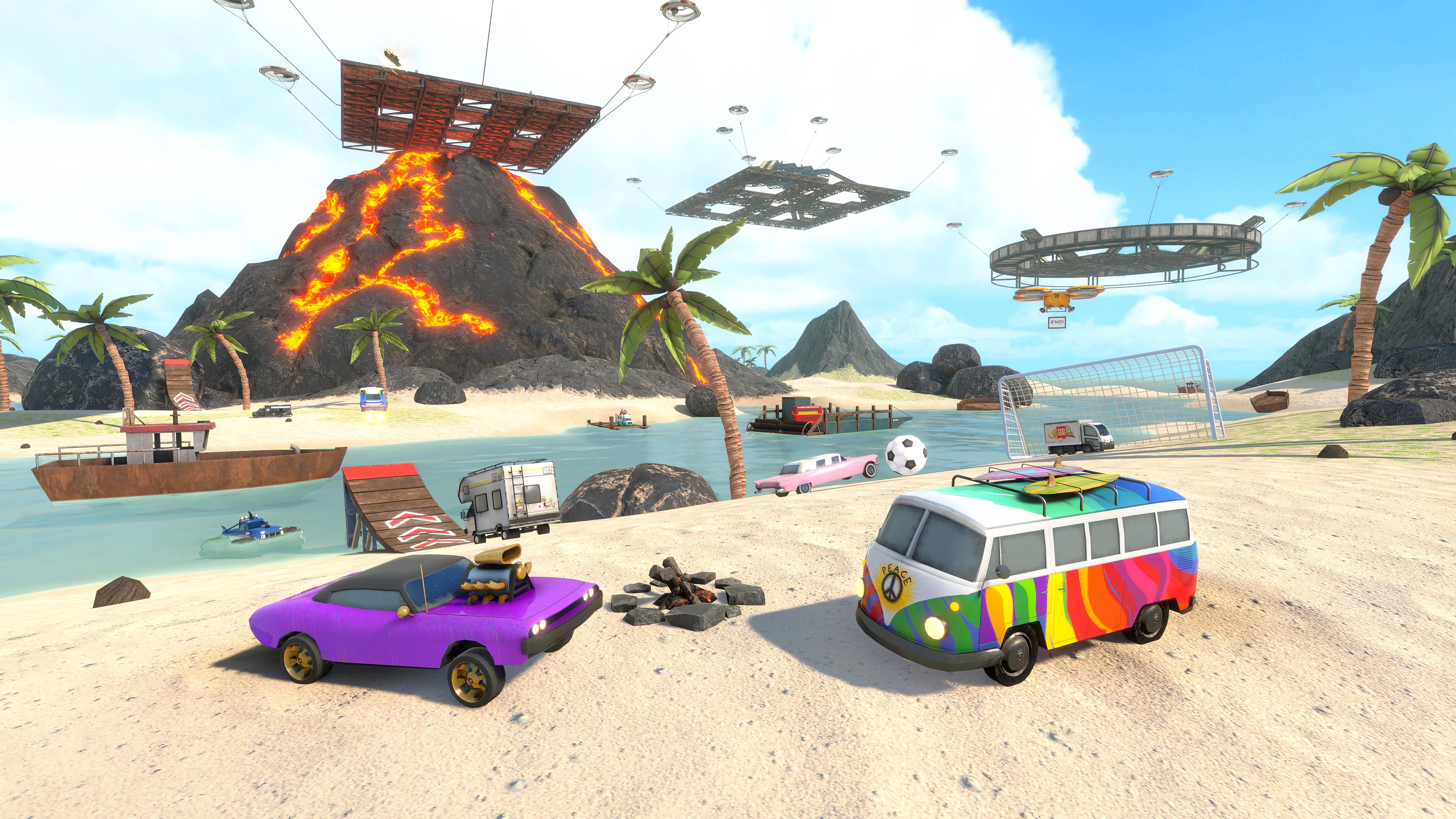 Скриншот №6 к Crash Drive 3