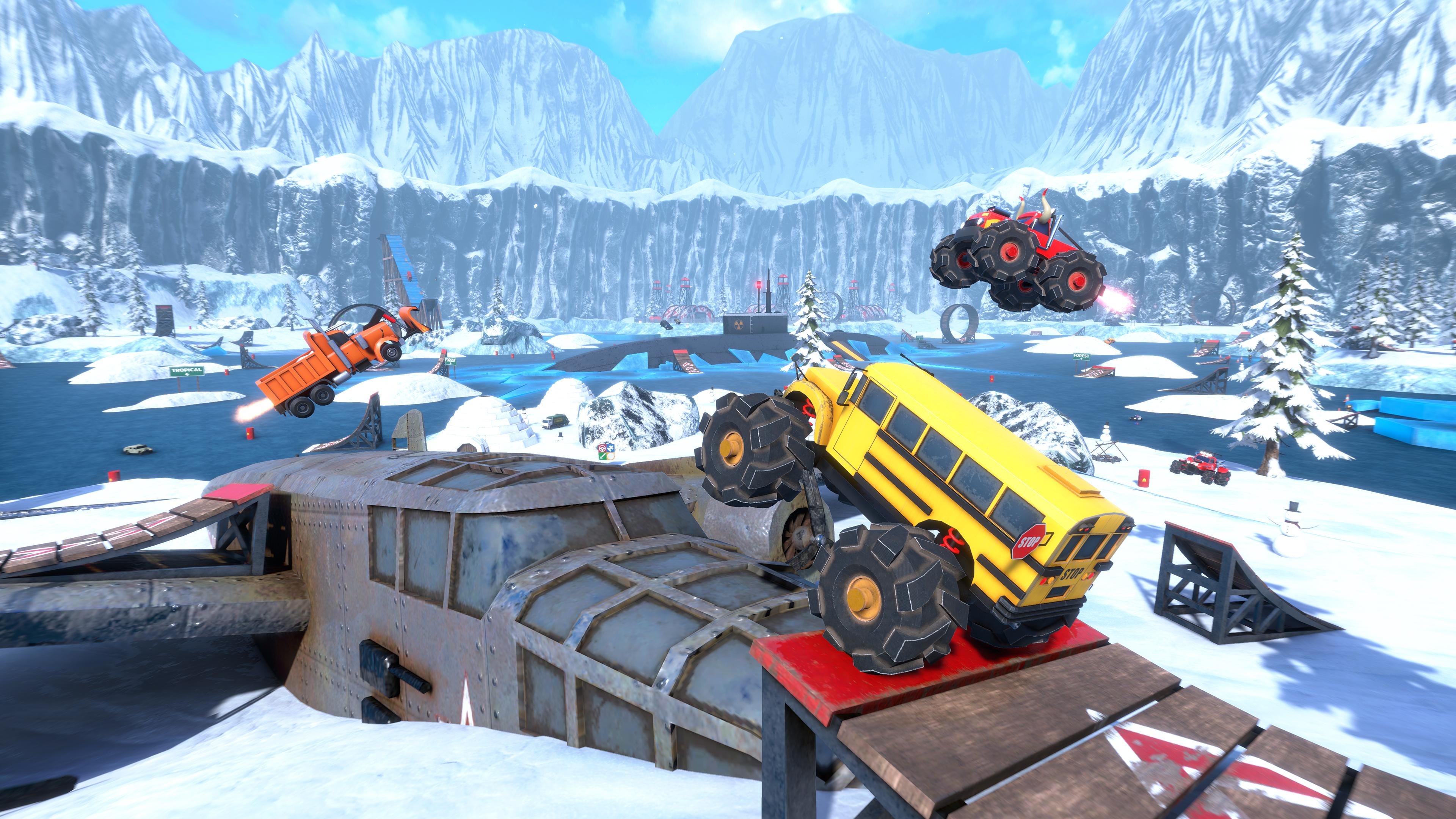 Скриншот №7 к Crash Drive 3