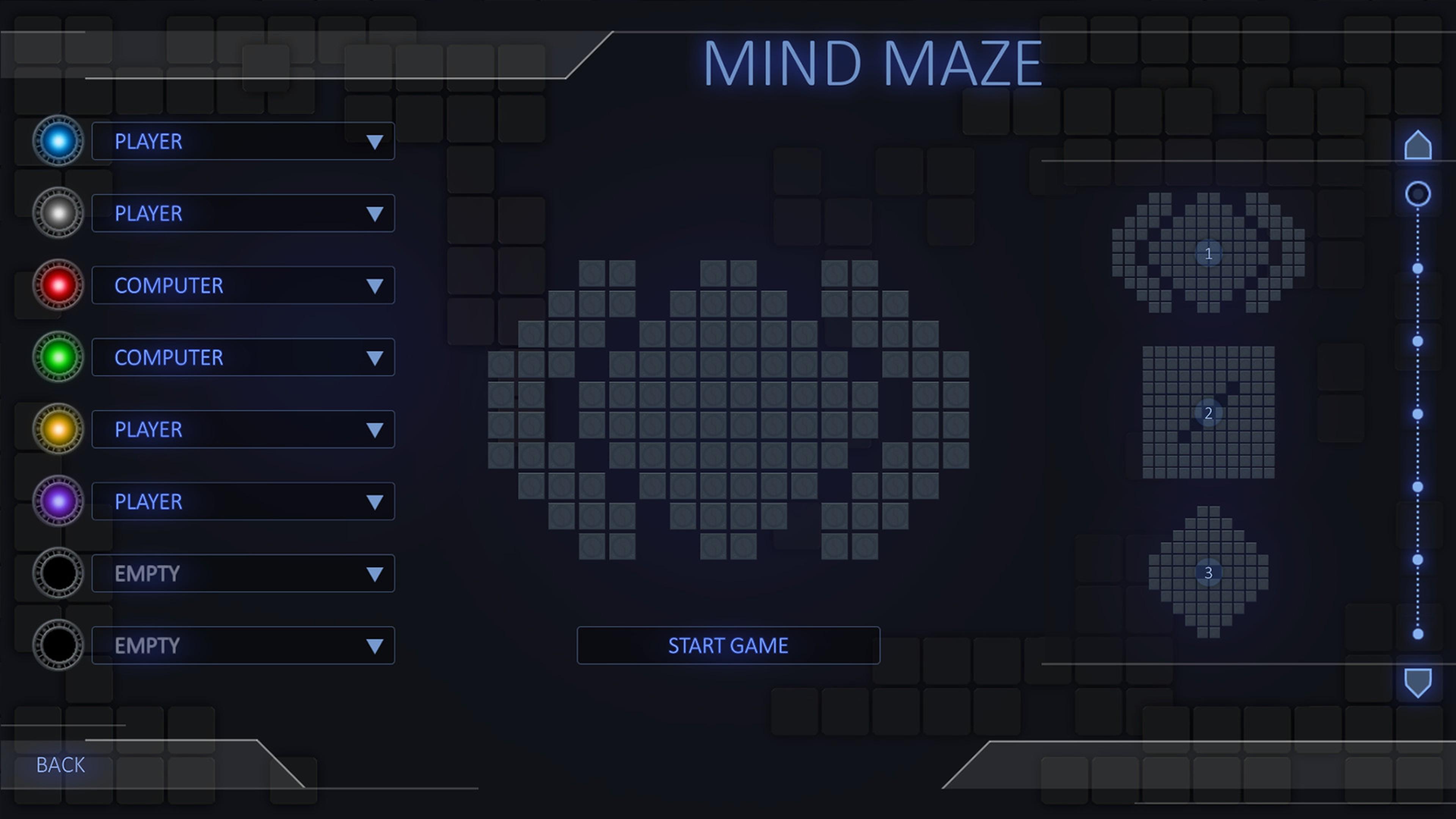Скриншот №1 к Mind Maze