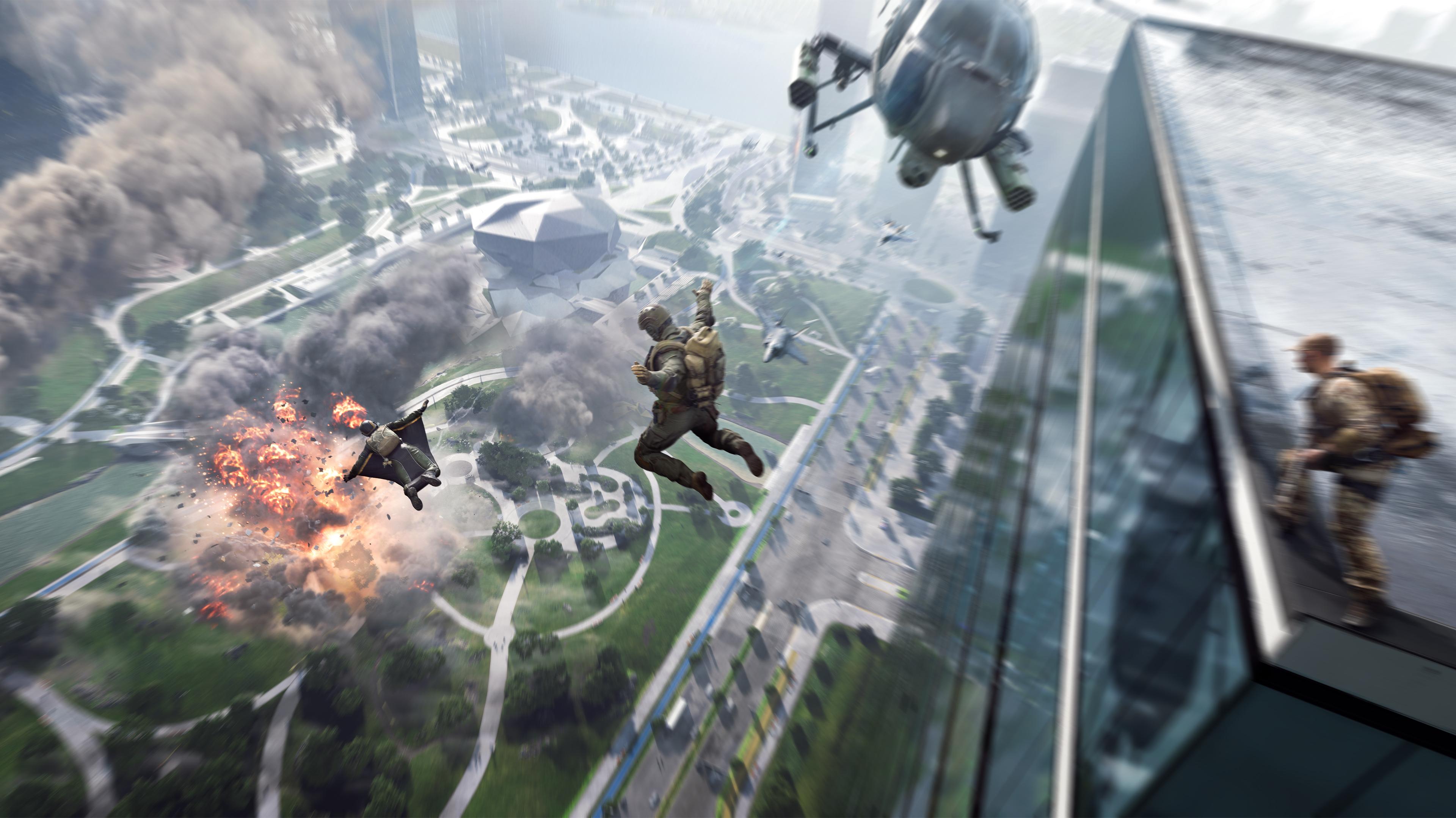 Скриншот №4 к Battlefield 2042 — Издание Ultimate для PS4 и PS5
