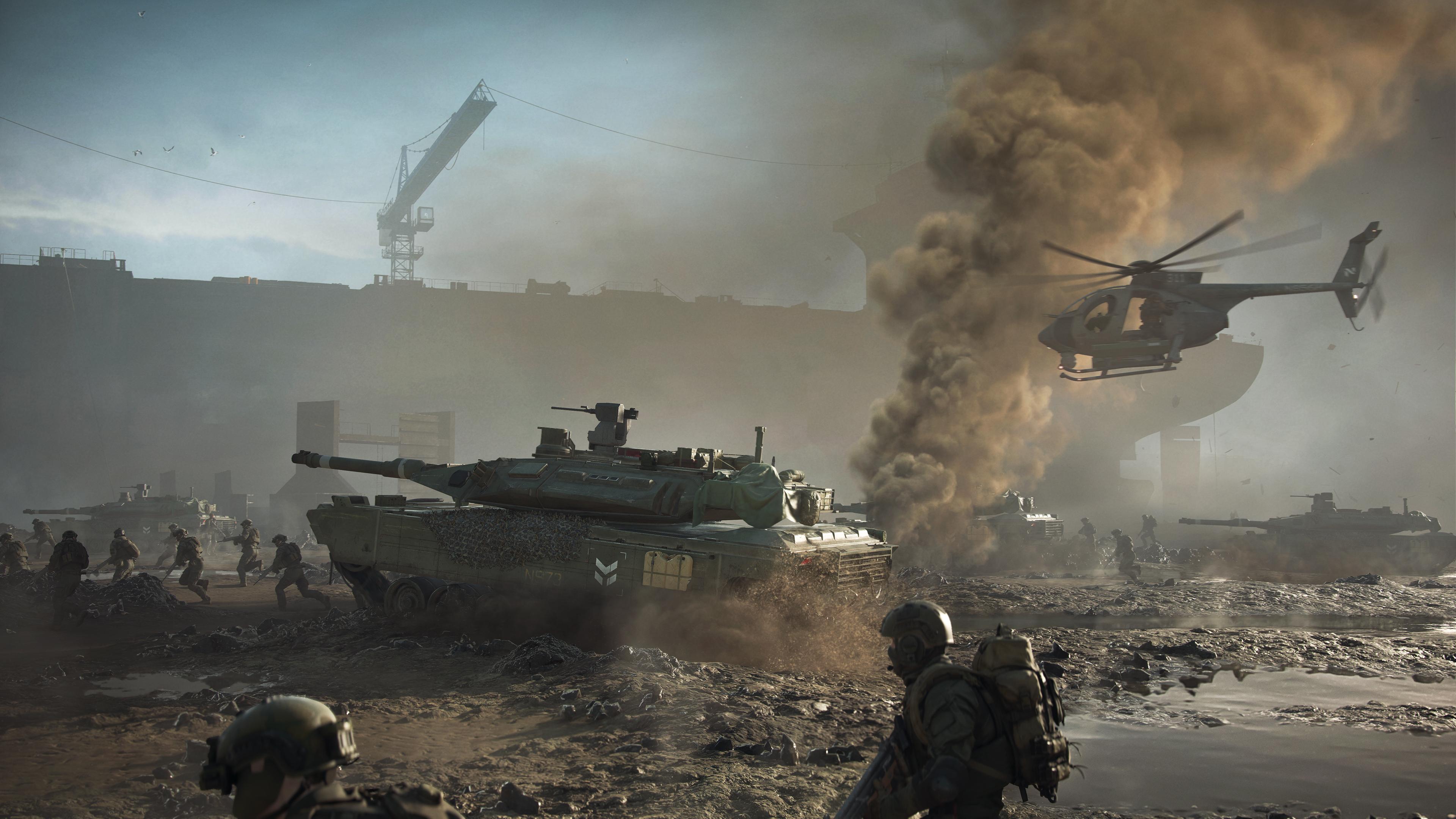 Скриншот №5 к Battlefield 2042 — Издание Ultimate для PS4 и PS5