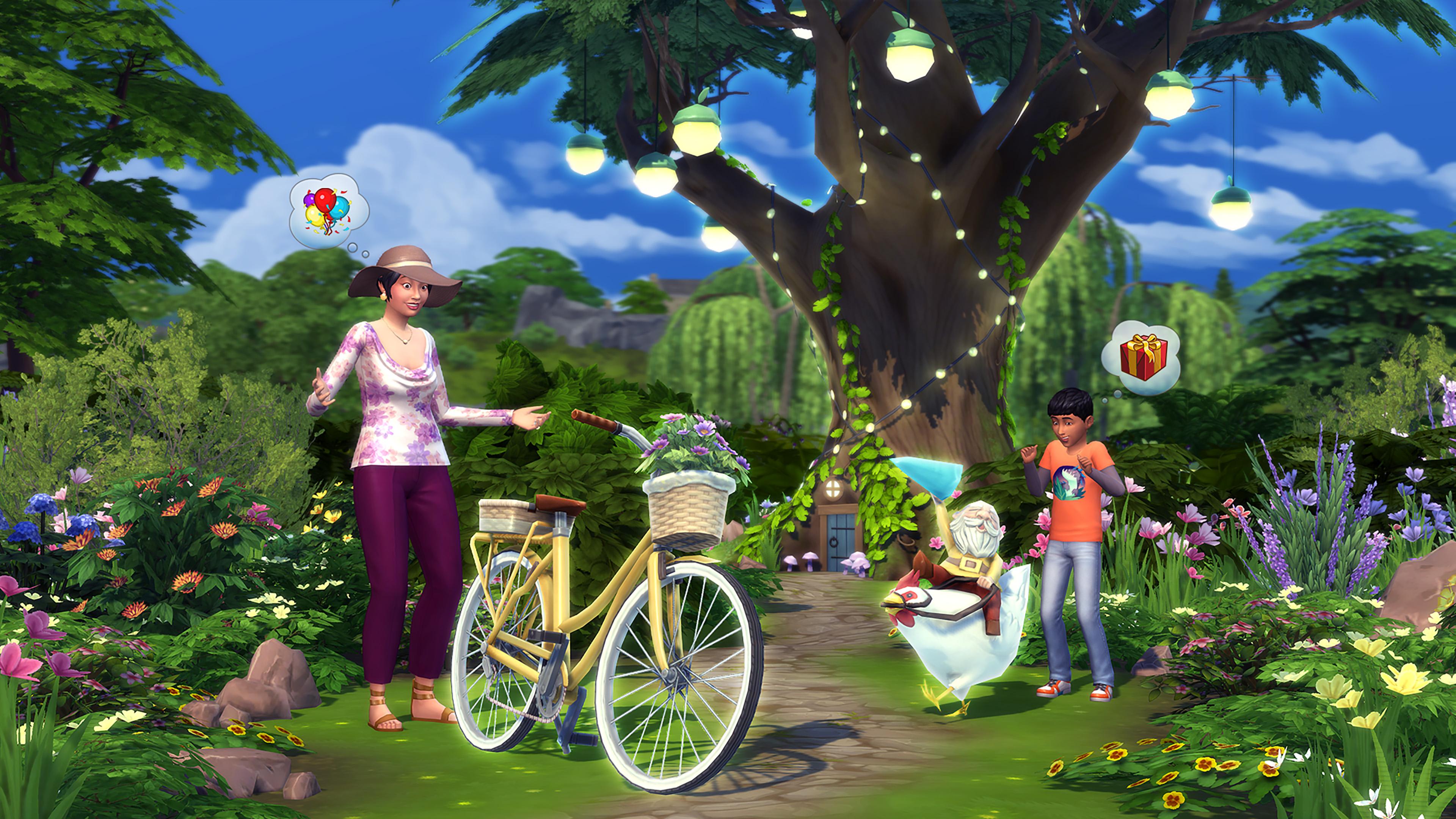 Скриншот №5 к The Sims 4 Загородная жизнь