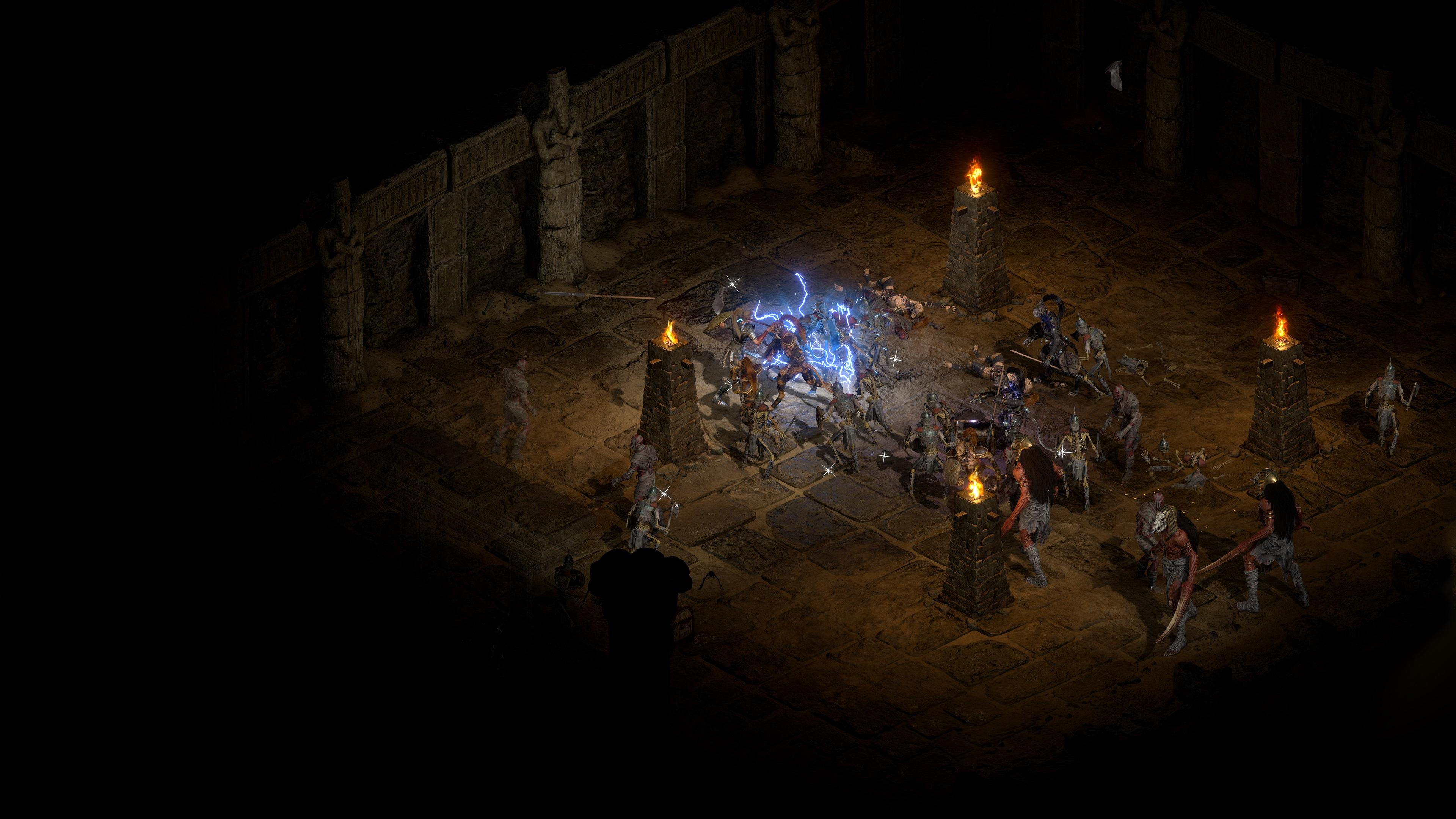 Скриншот №1 к Расширение Diablo Prime Evil