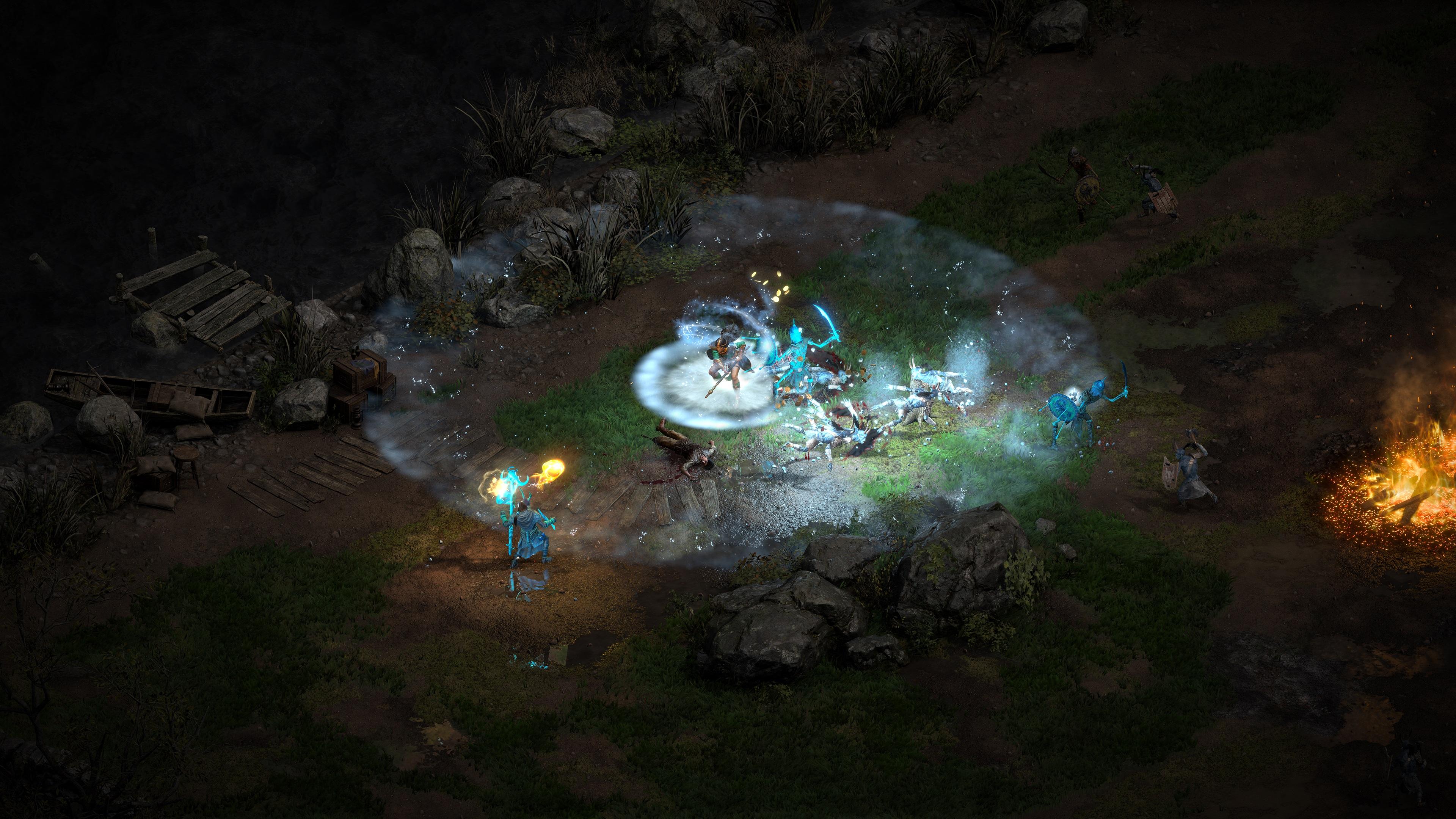 Скриншот №2 к Расширение Diablo Prime Evil