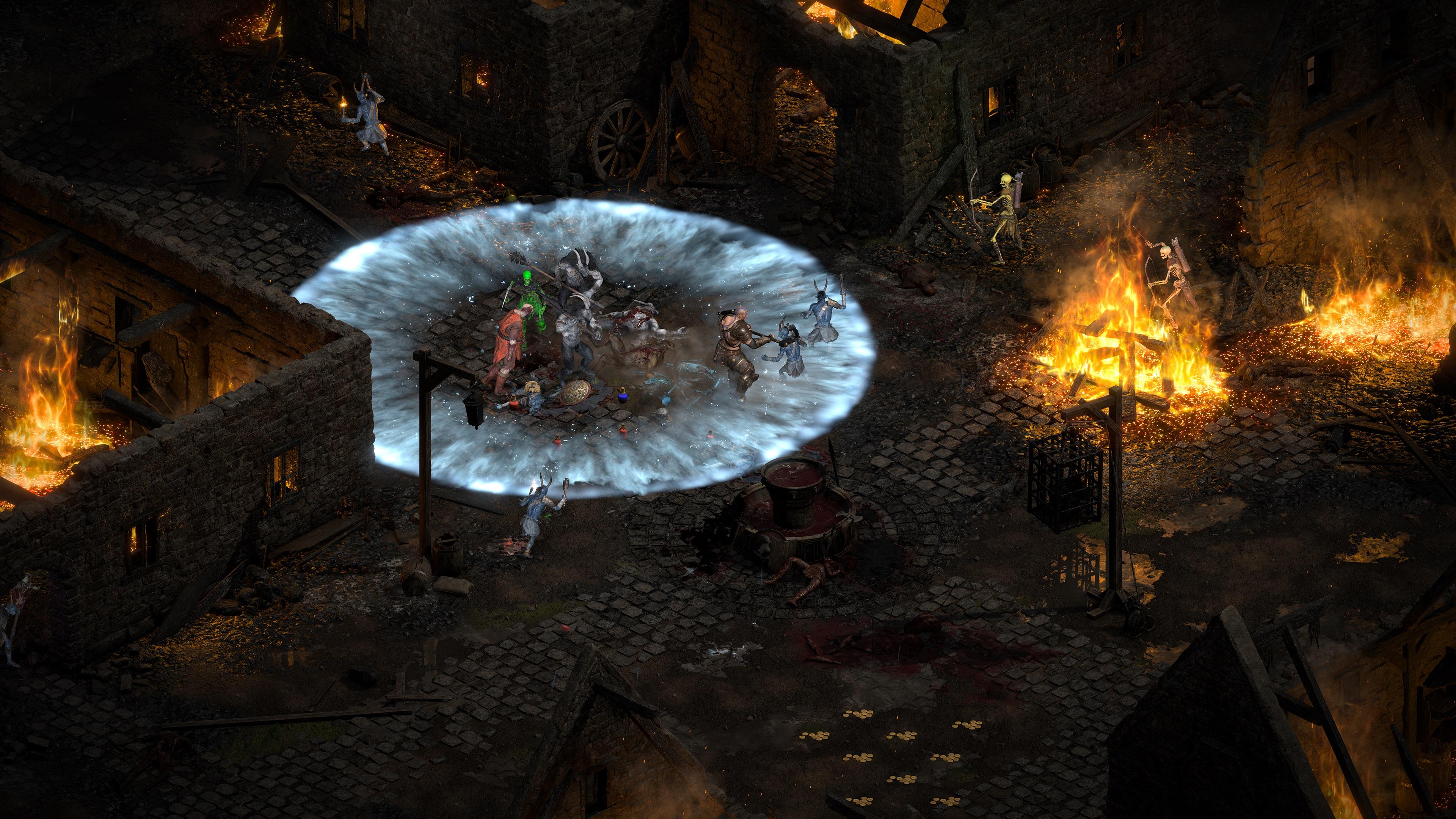 Скриншот №5 к Расширение Diablo Prime Evil