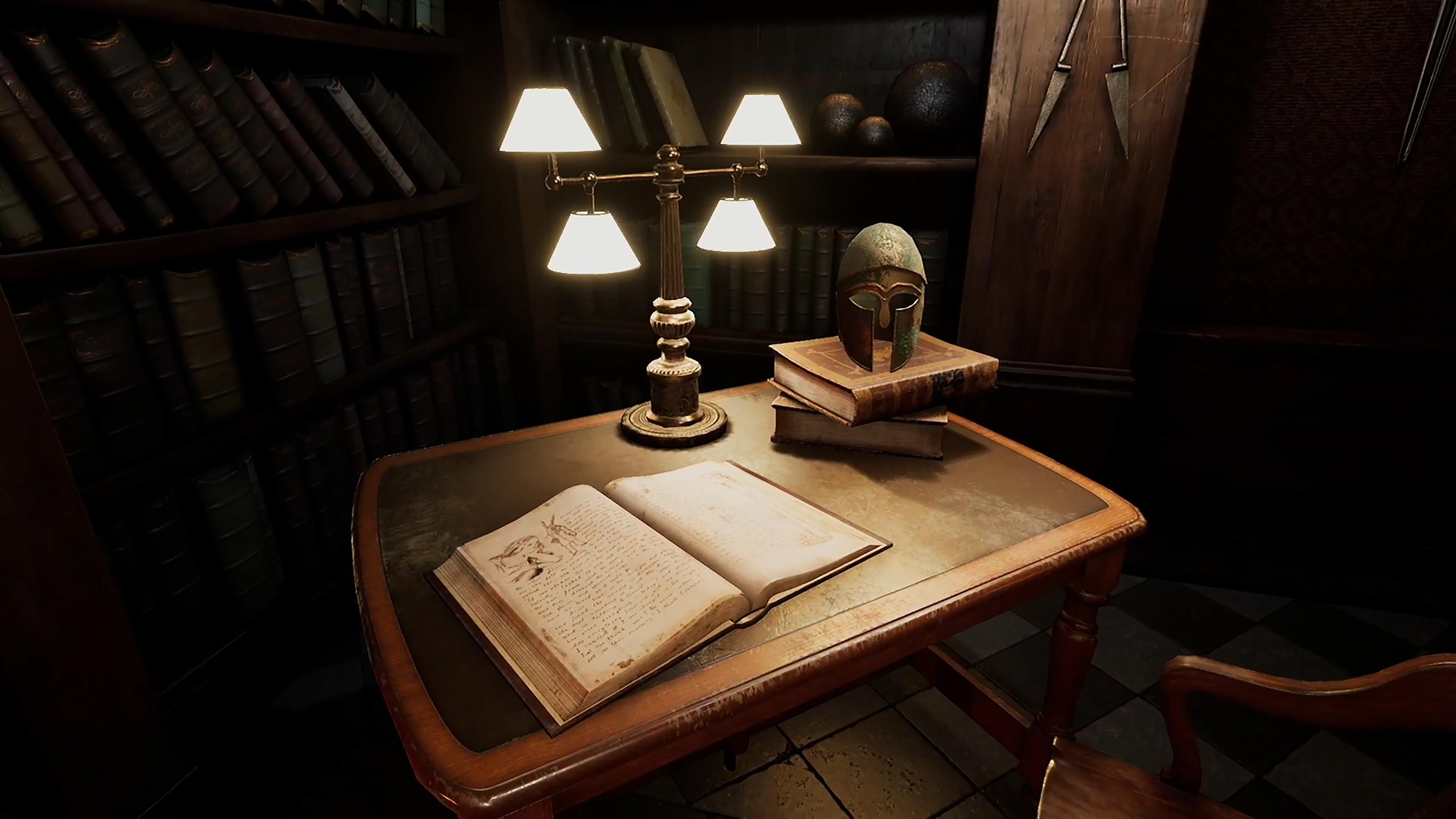 Скриншот №4 к Treasure Hunter Simulator