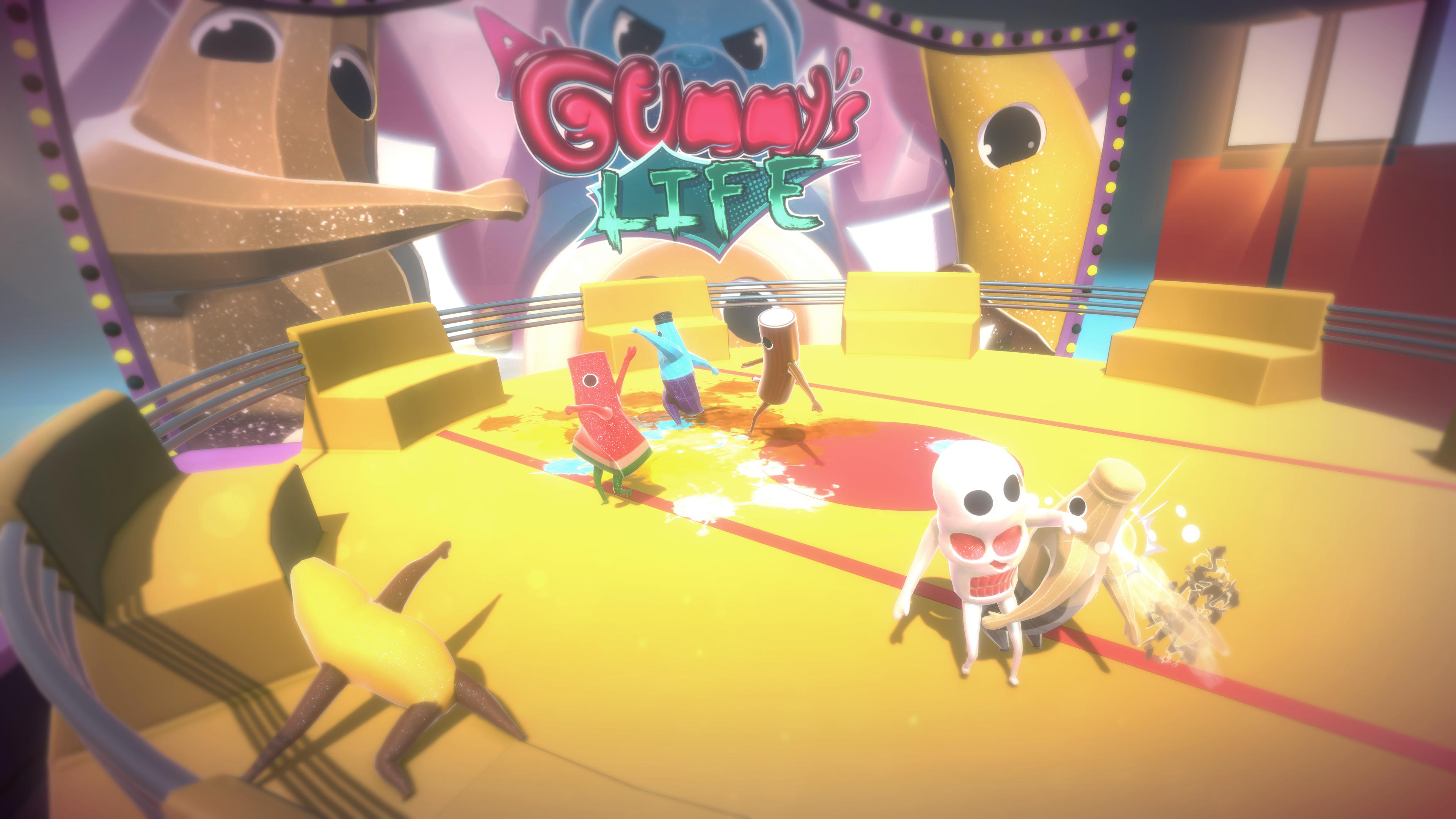 Скриншот №7 к A Gummys Life