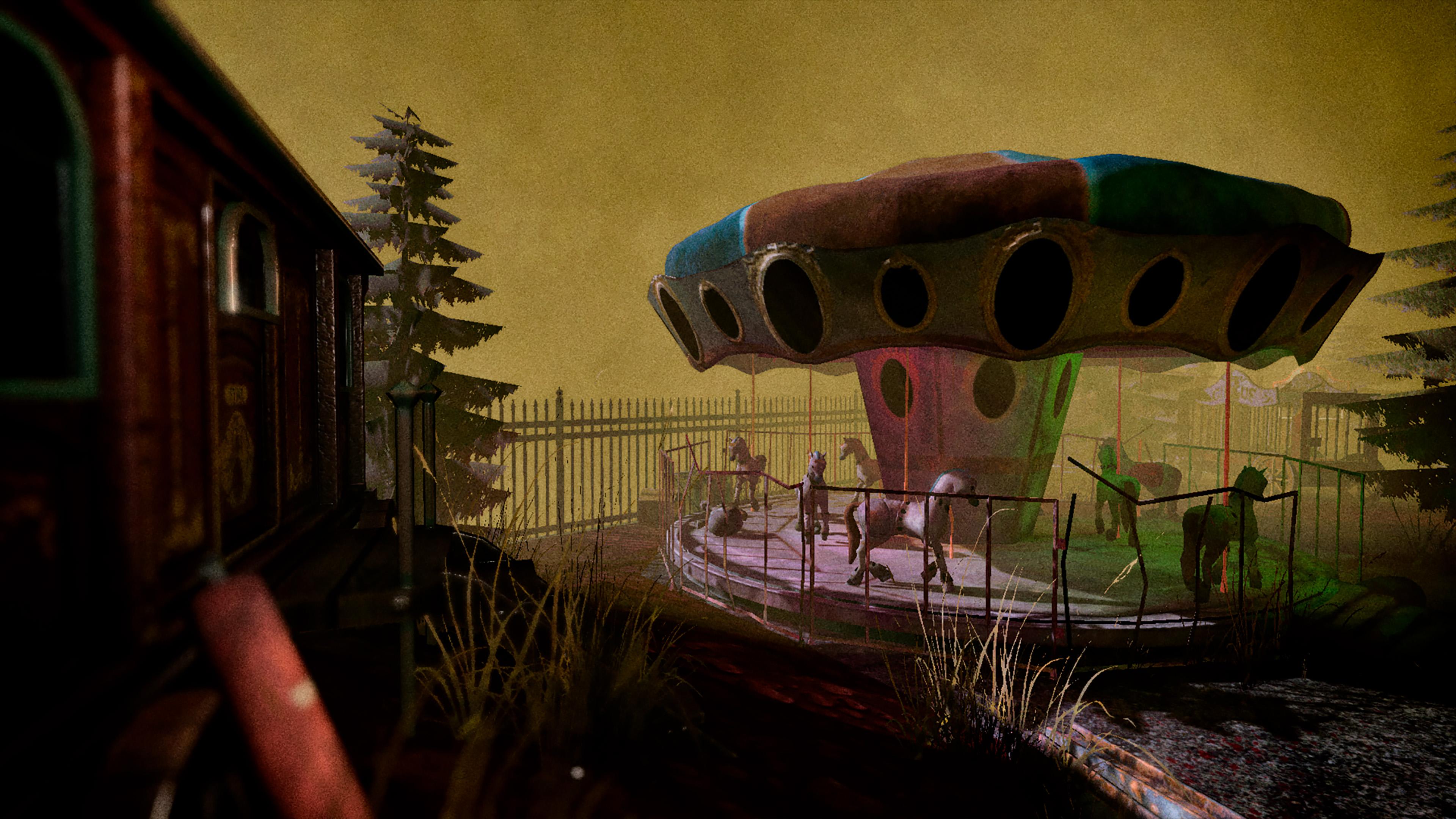 Скриншот №5 к Death Park