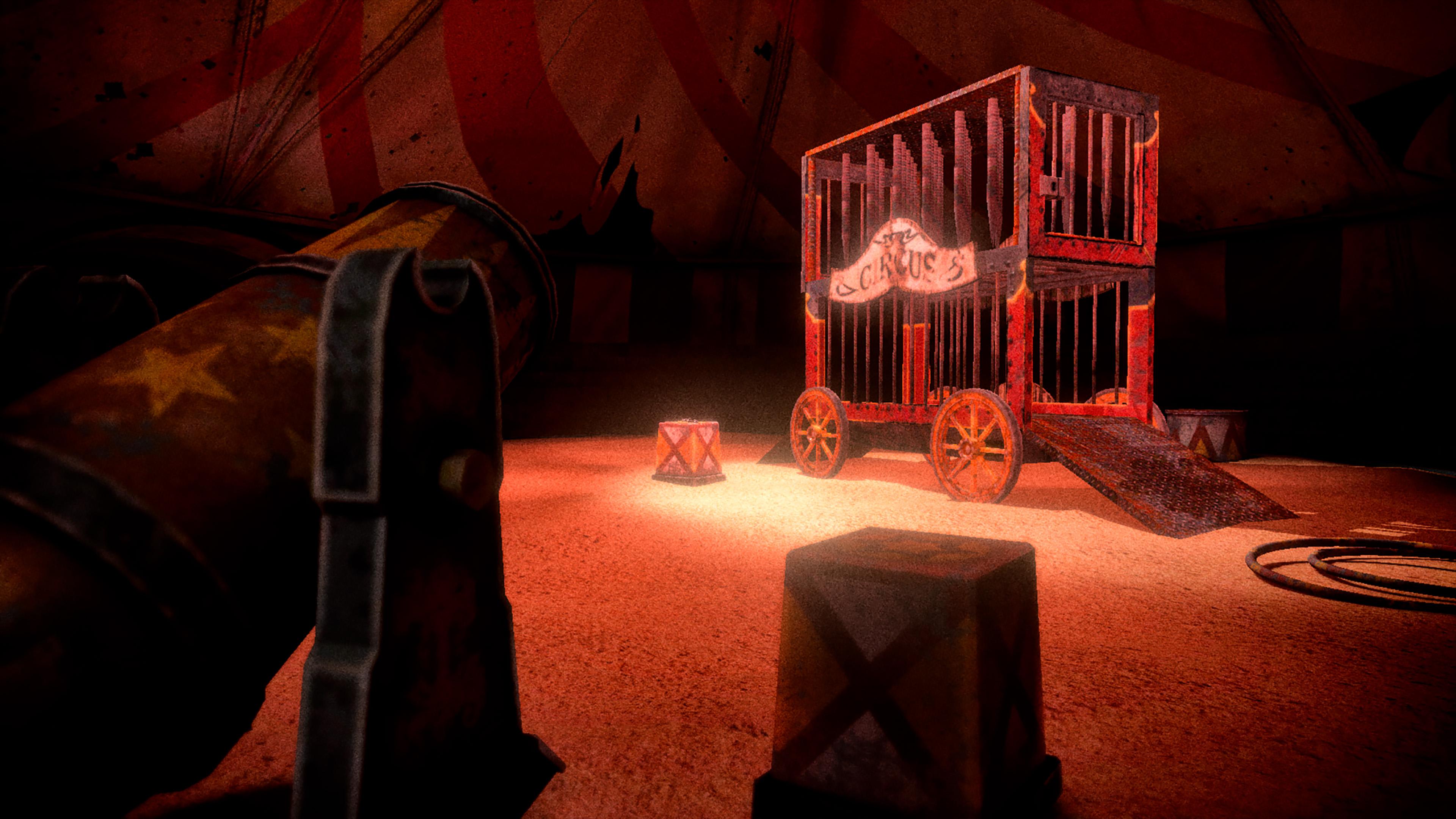 Скриншот №2 к Death Park