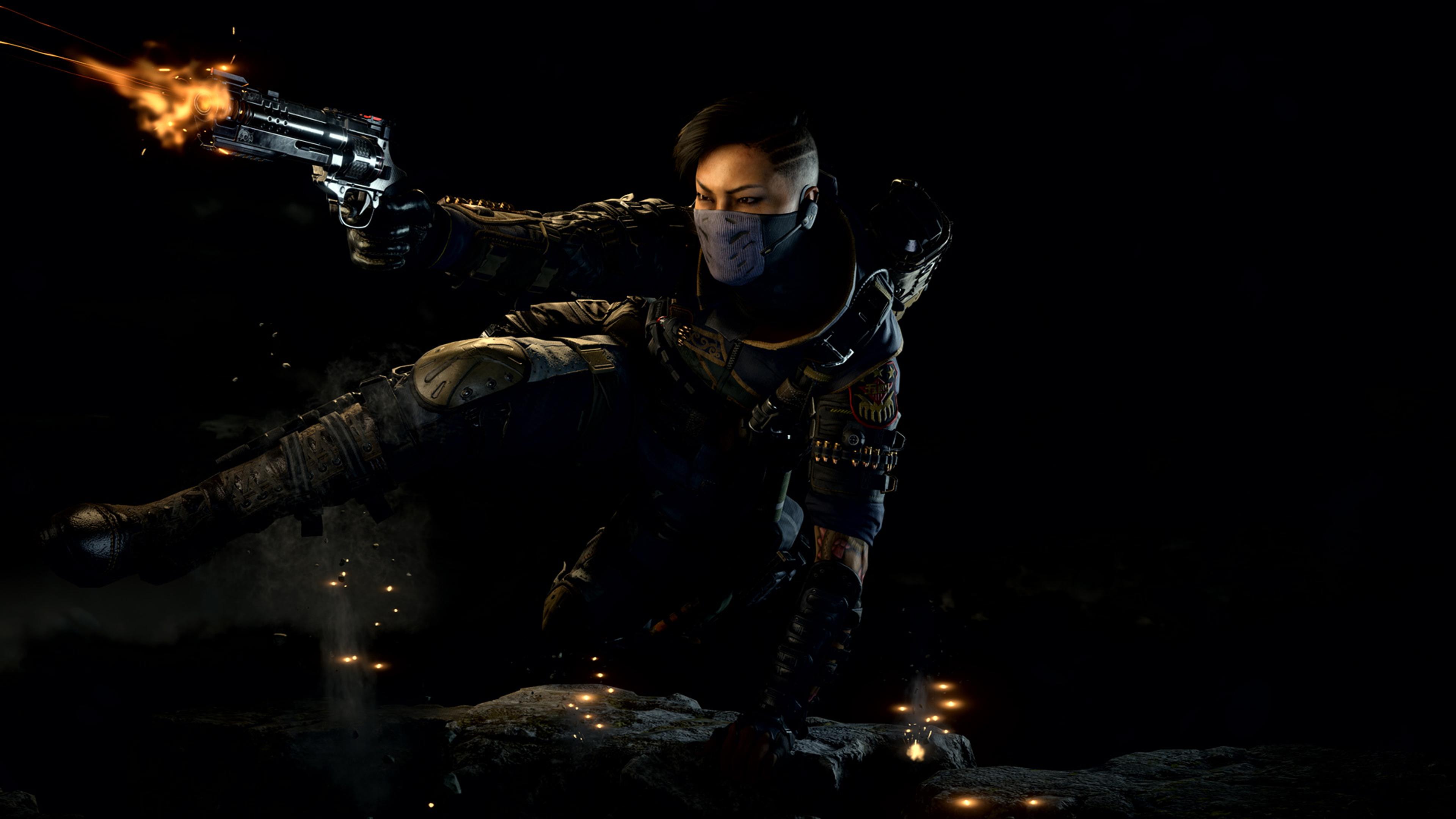 Скриншот №4 к Call of Duty Black Ops 4 - PlayStationPlus Edition
