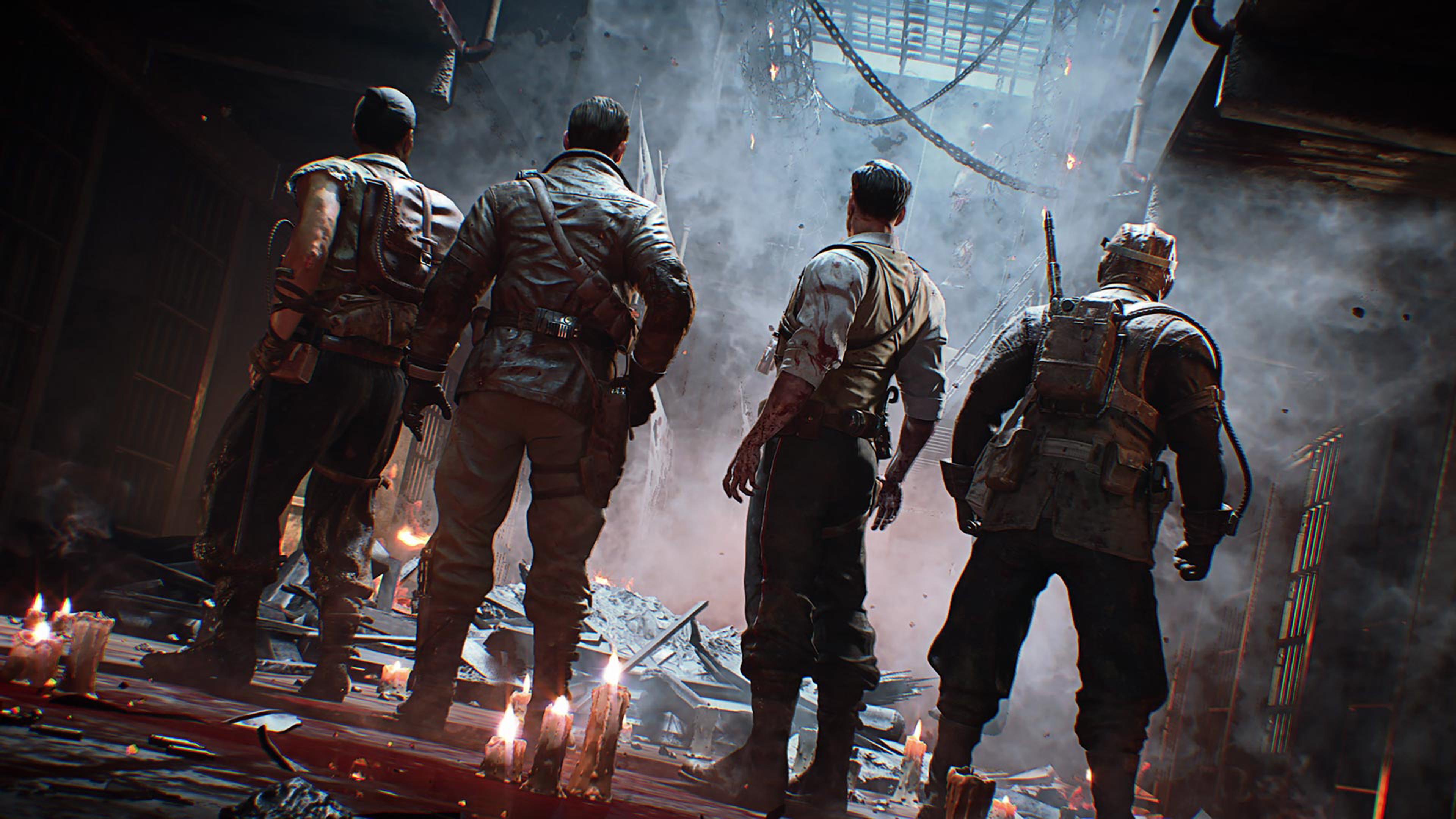Скриншот №7 к Call of Duty Black Ops 4 - PlayStationPlus Edition