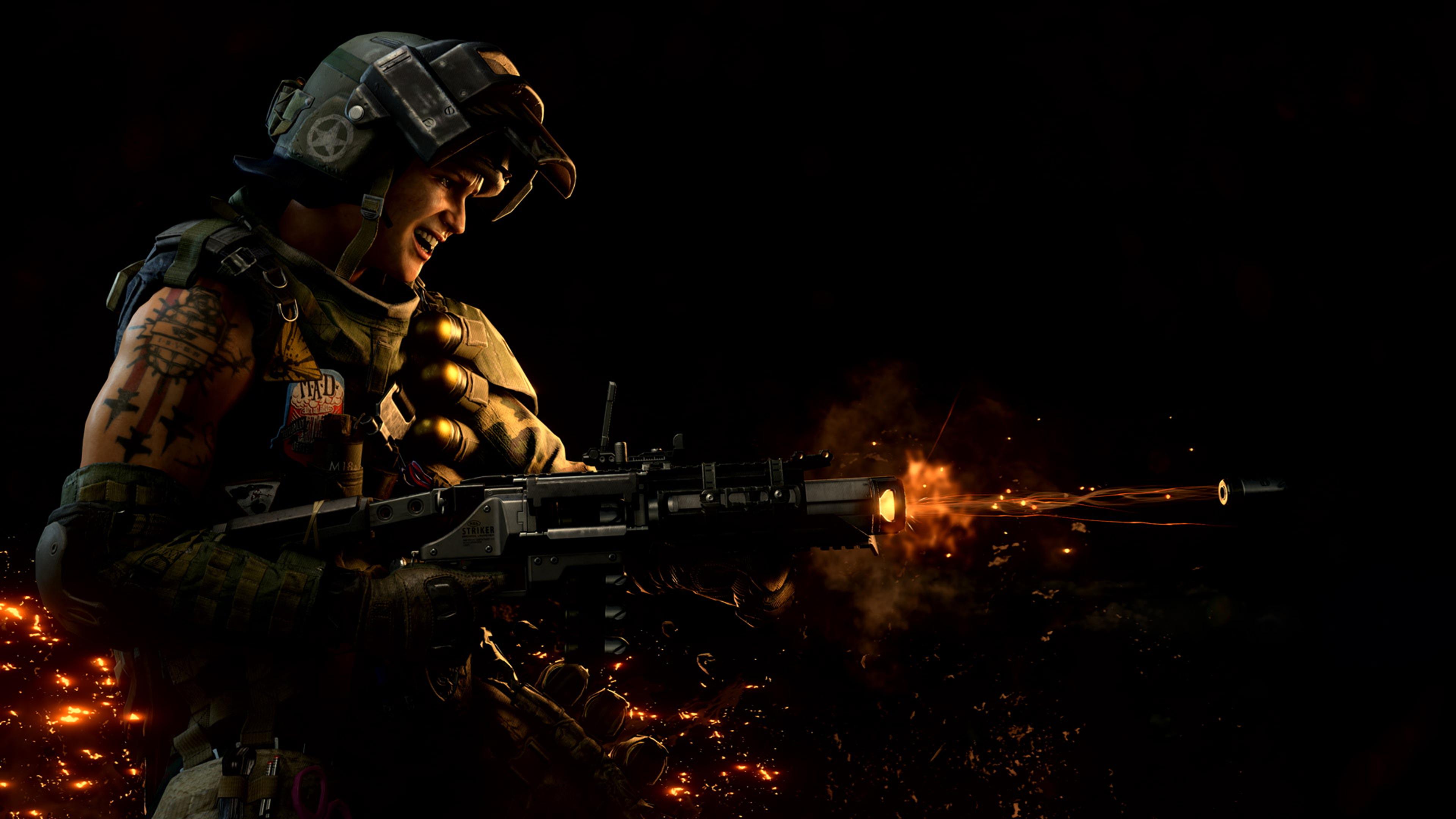 Скриншот №1 к Call of Duty Black Ops 4 - PlayStationPlus Edition