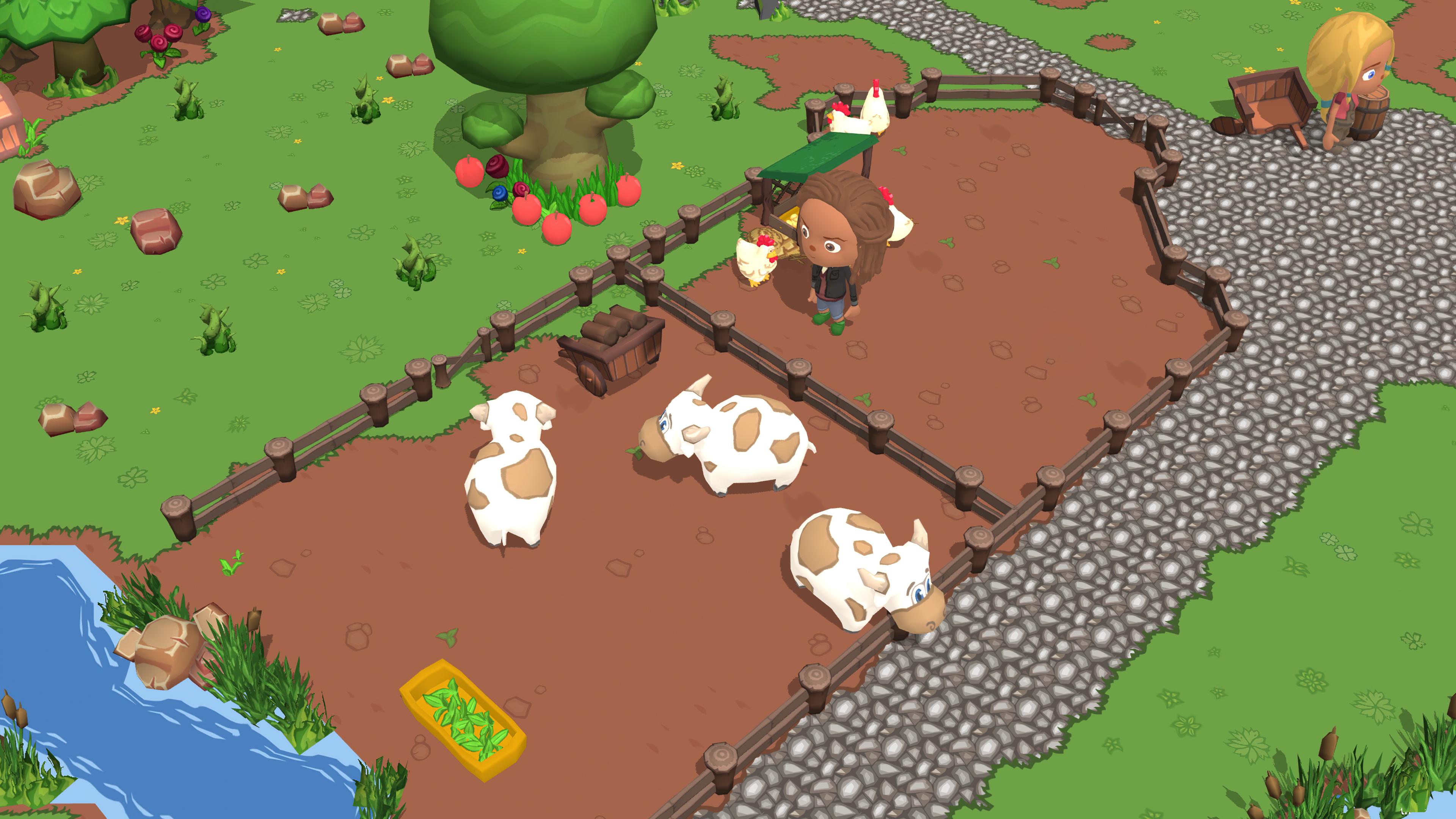 Скриншот №3 к Farm for your Life - Ферма для твоей жизни