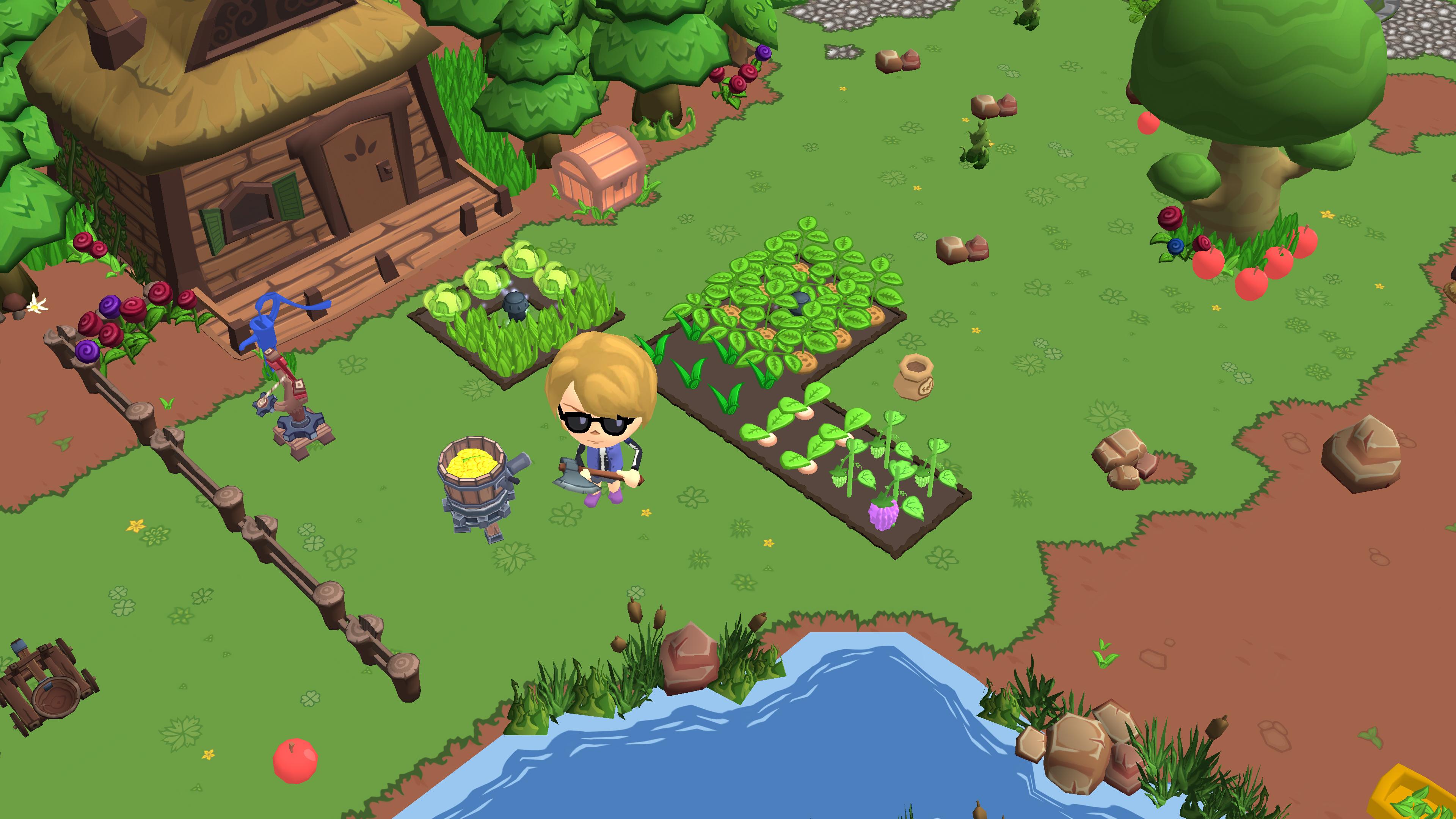 Скриншот №4 к Farm for your Life - Ферма для твоей жизни