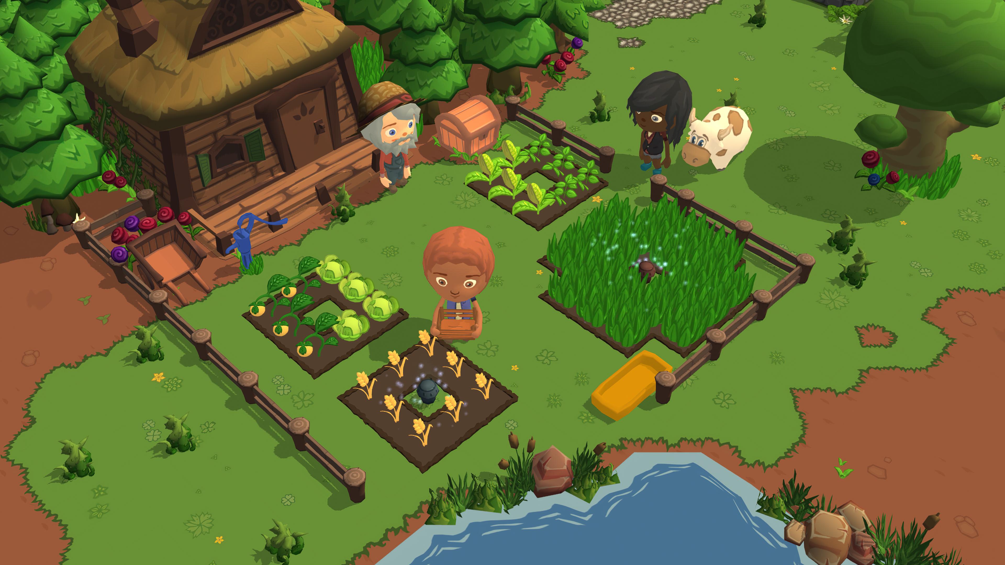Скриншот №1 к Farm for your Life - Ферма для твоей жизни