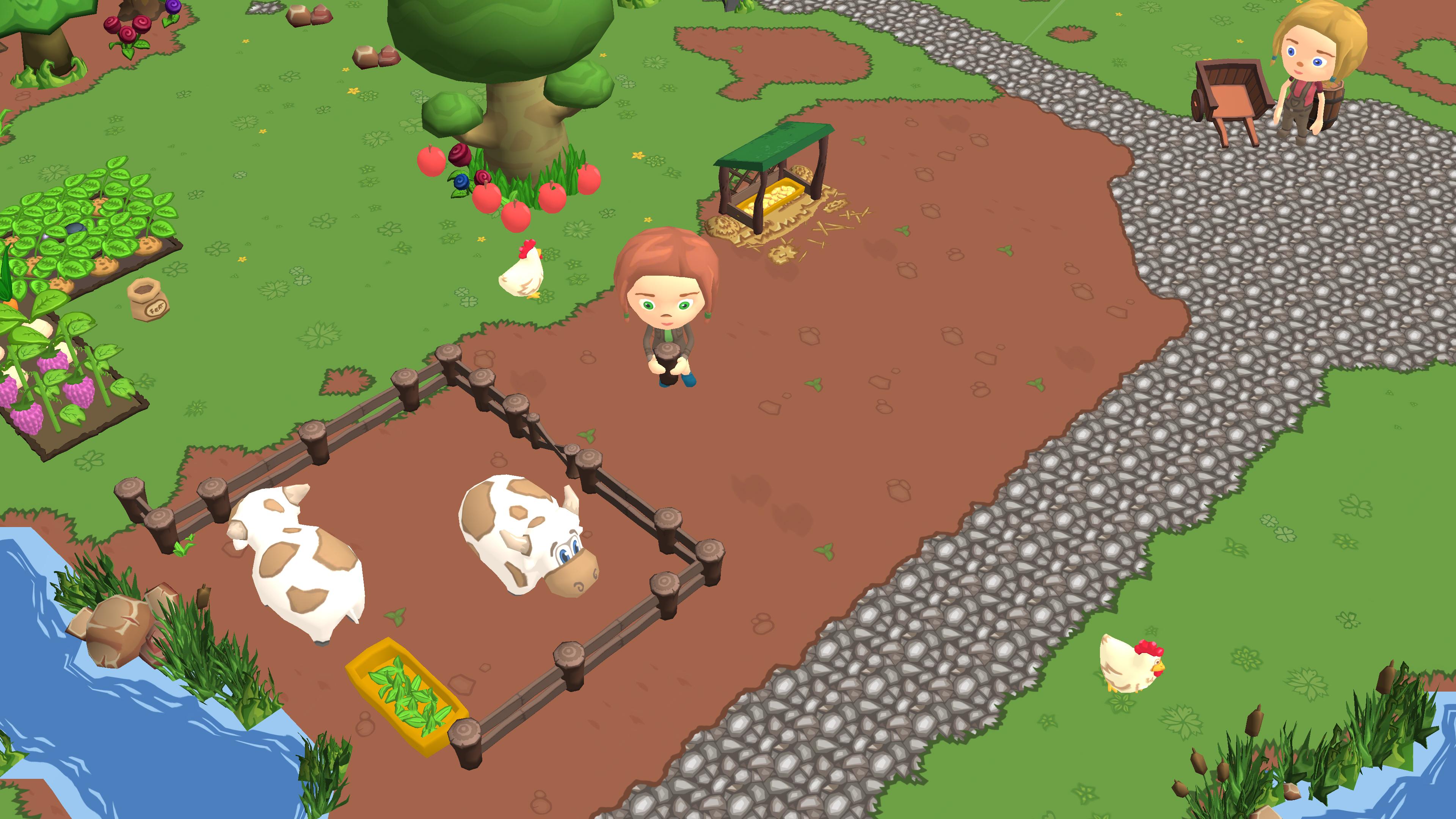 Скриншот №5 к Farm for your Life - Ферма для твоей жизни