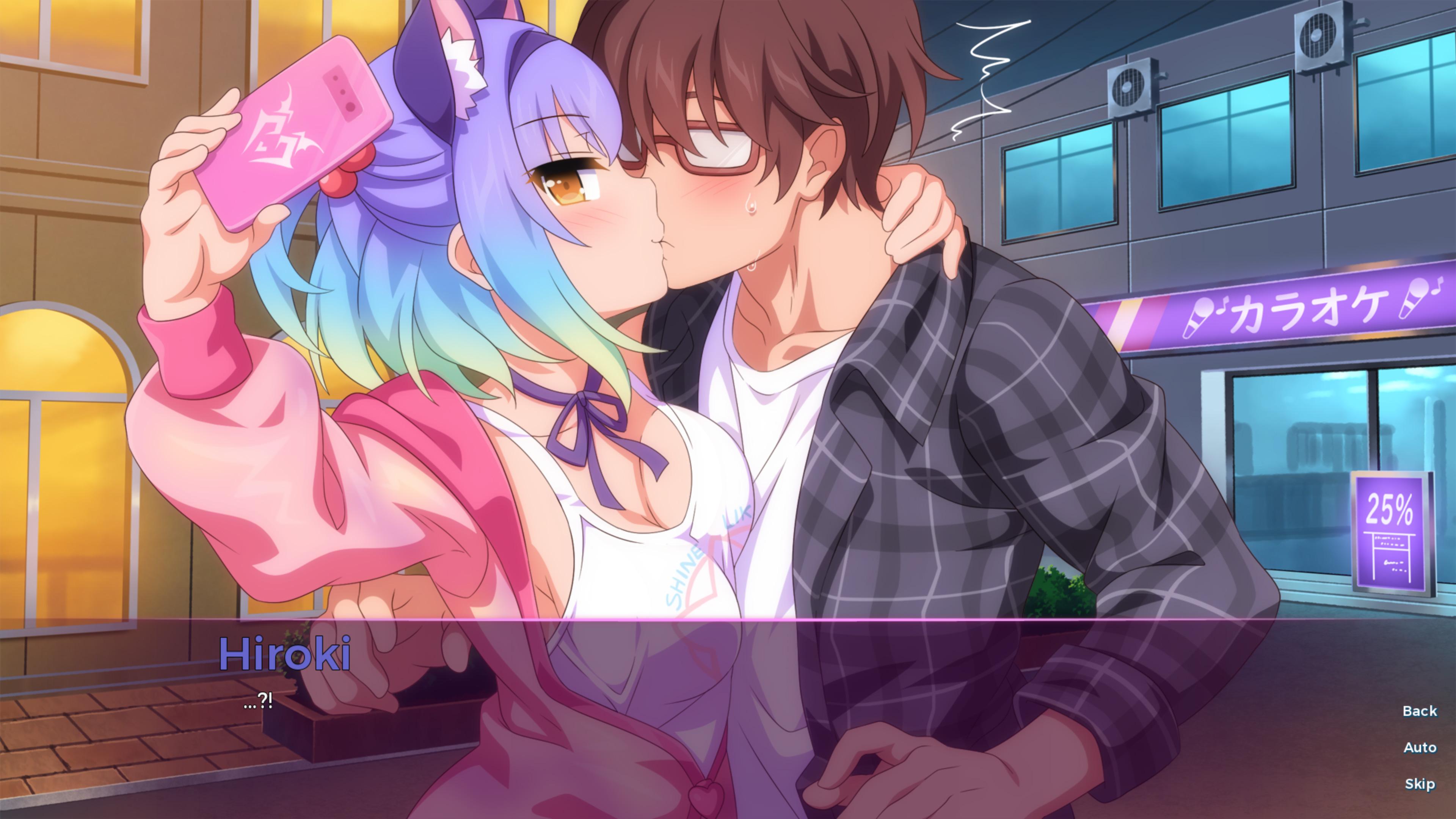 Скриншот №4 к Sakura Succubus 3 PS4 and PS5