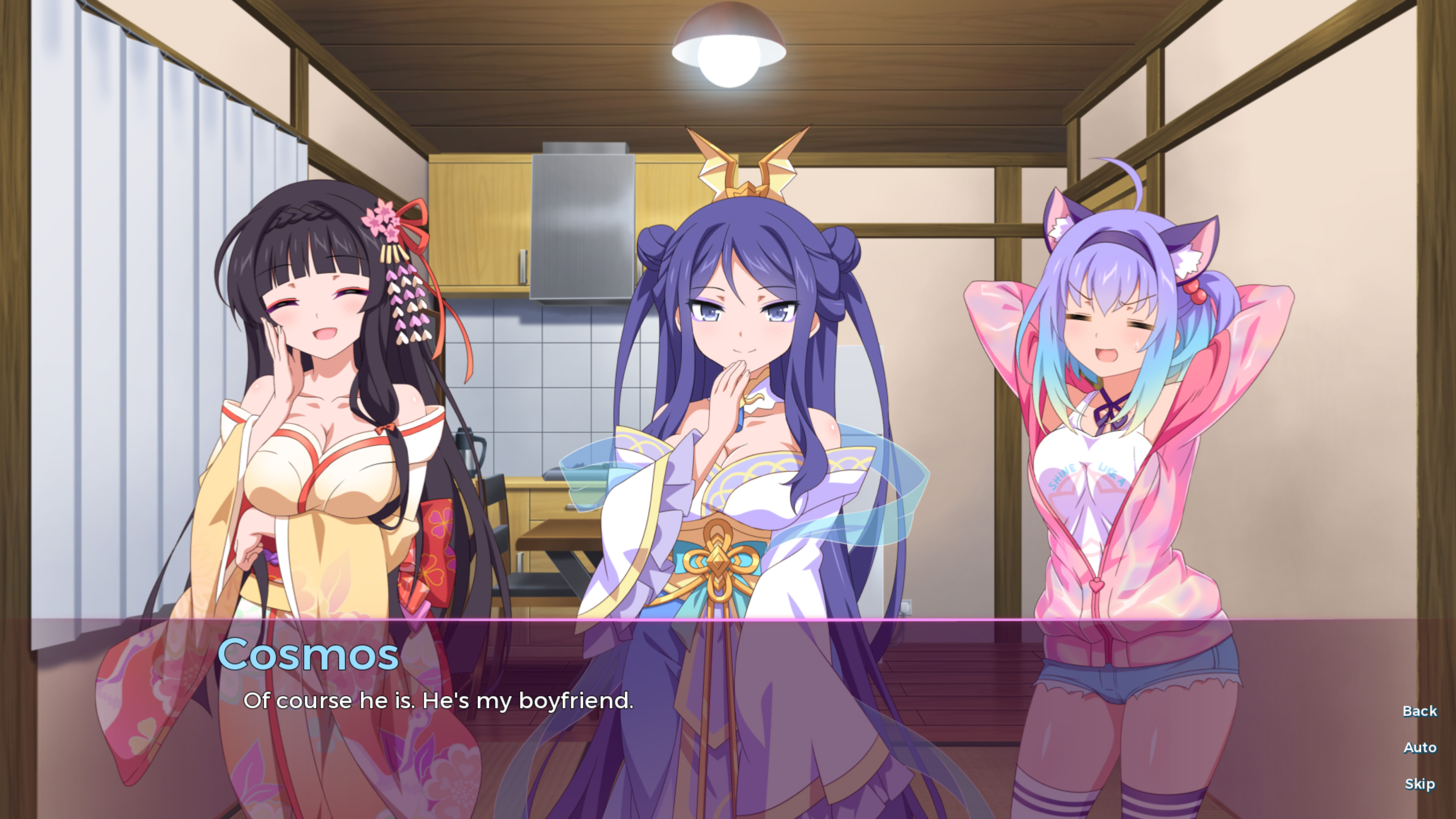 Скриншот №6 к Sakura Succubus 3 PS4 and PS5